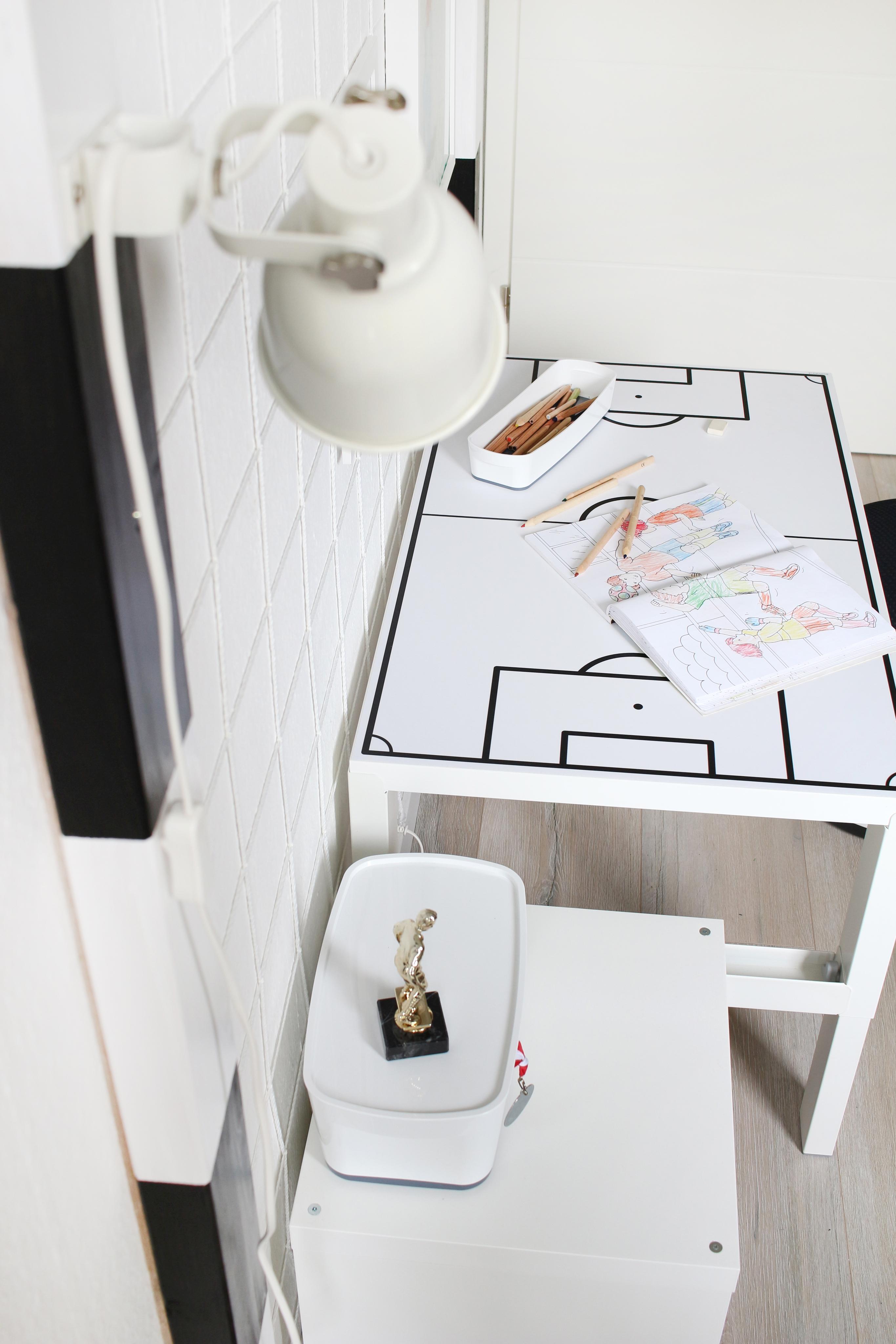 Diy Schreibtisch: Schreibtisch Selber Bauen • Bilder