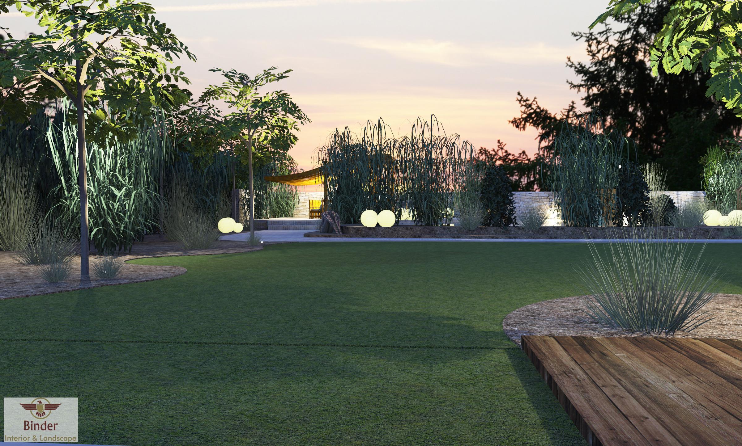 Genial Gartenbeleuchtung Ideen Foto Von Licht Richtig Geplant Mit Der 3d Lichtplanung