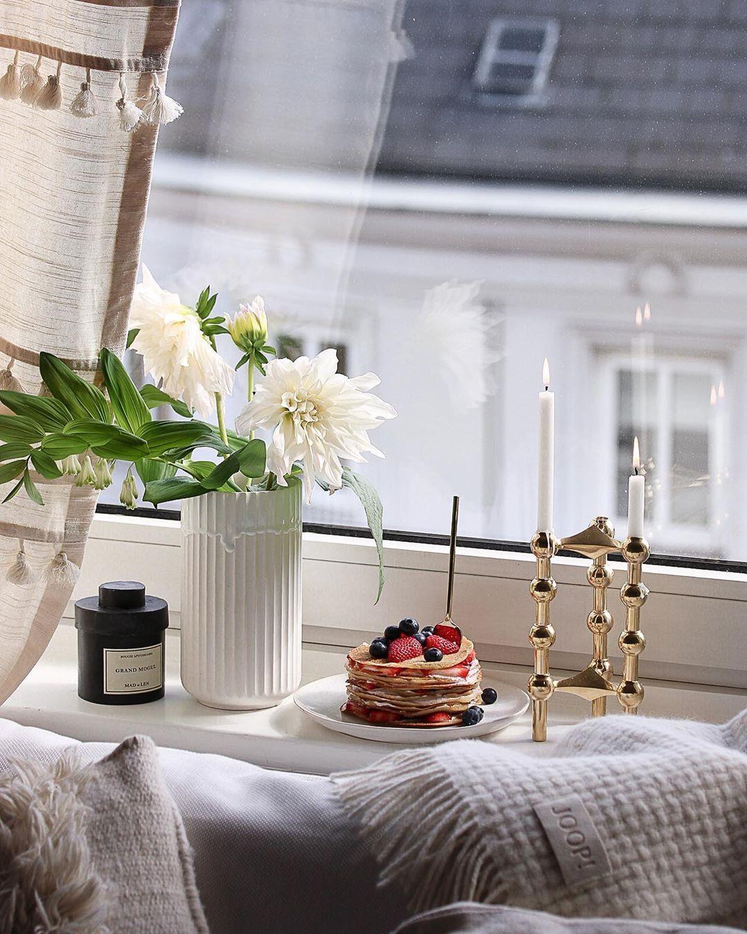 Fensterbank Dekorieren Leicht Gemacht Ideen Bei Couch
