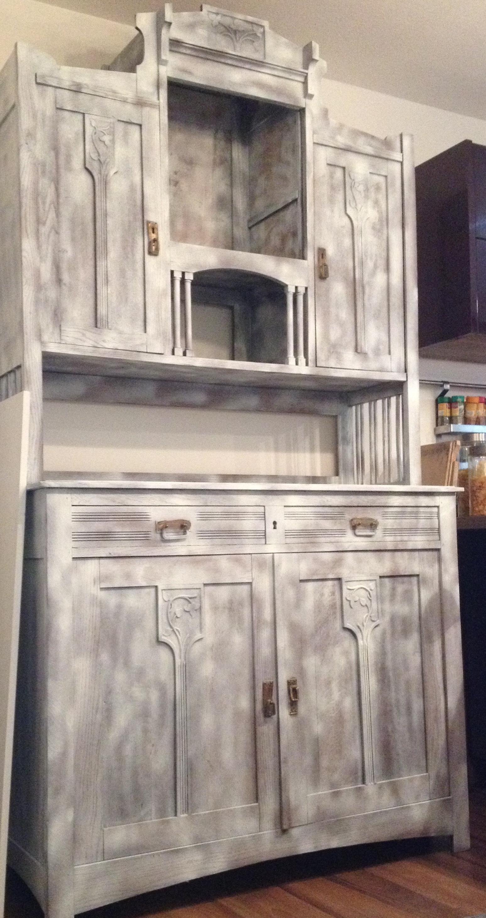 shabby chic buffet schrank diy shabbychic b ffets. Black Bedroom Furniture Sets. Home Design Ideas