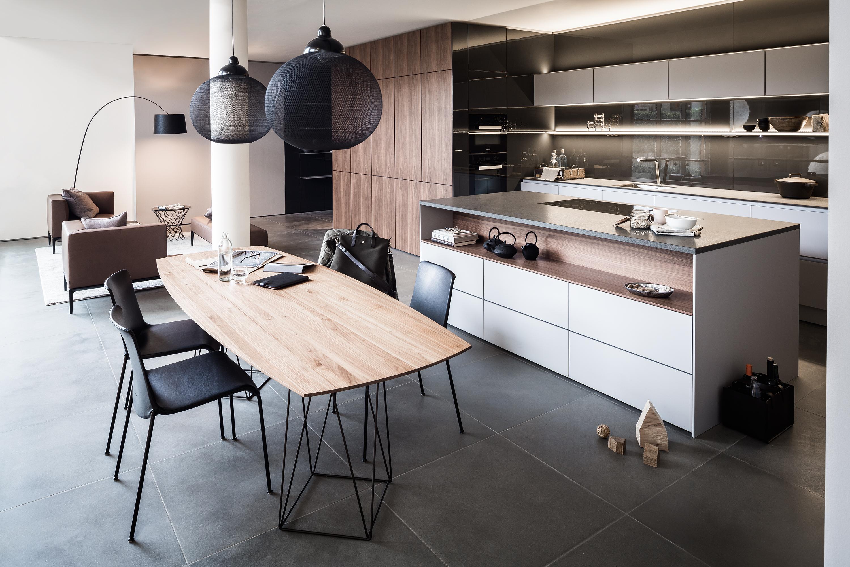 SieMatic S2 #küche #pendelleuchte #kücheninsel #küch...
