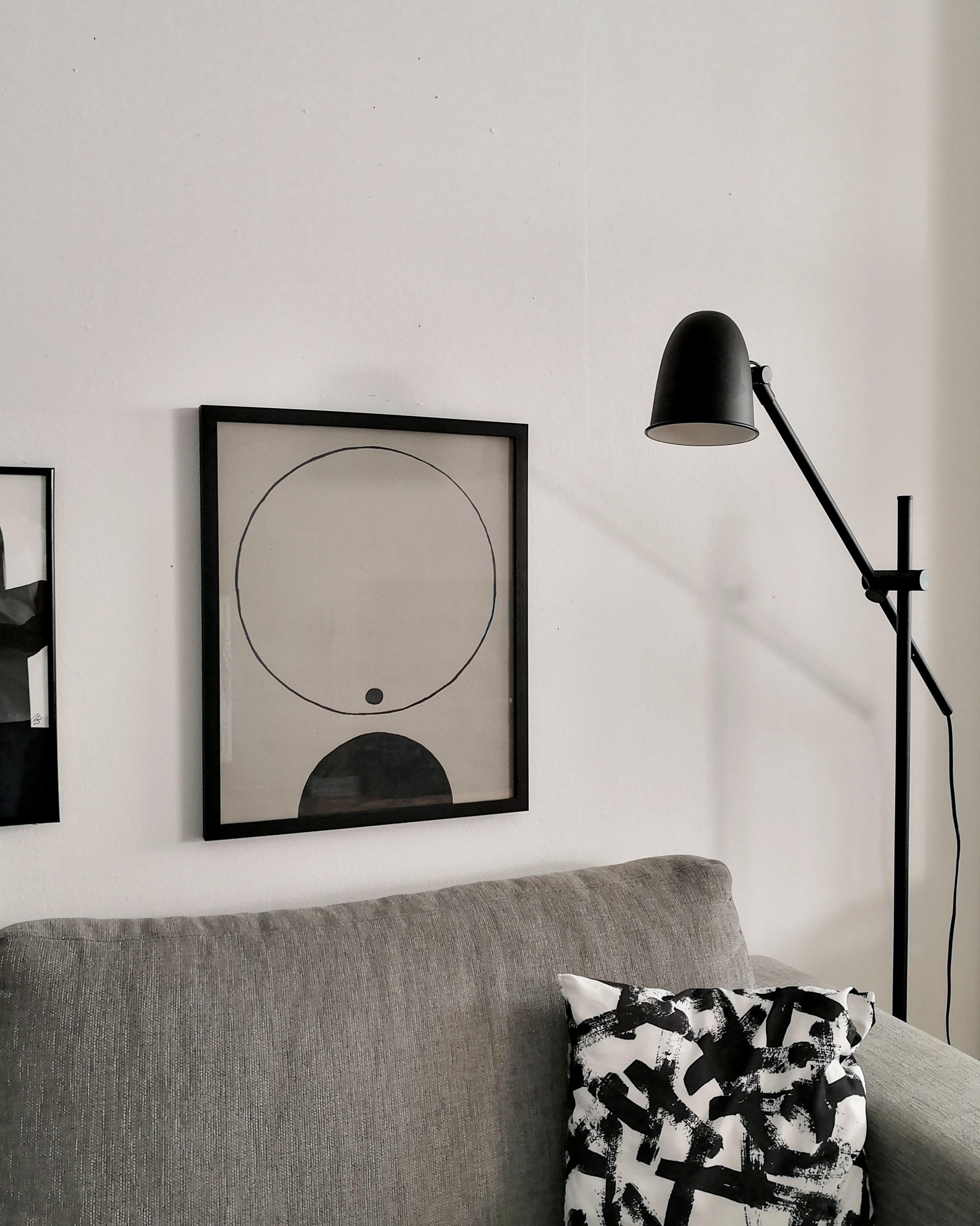 #simpleartwork #simplicity #diy #greyhome #livingroom #art #wohnzimmer