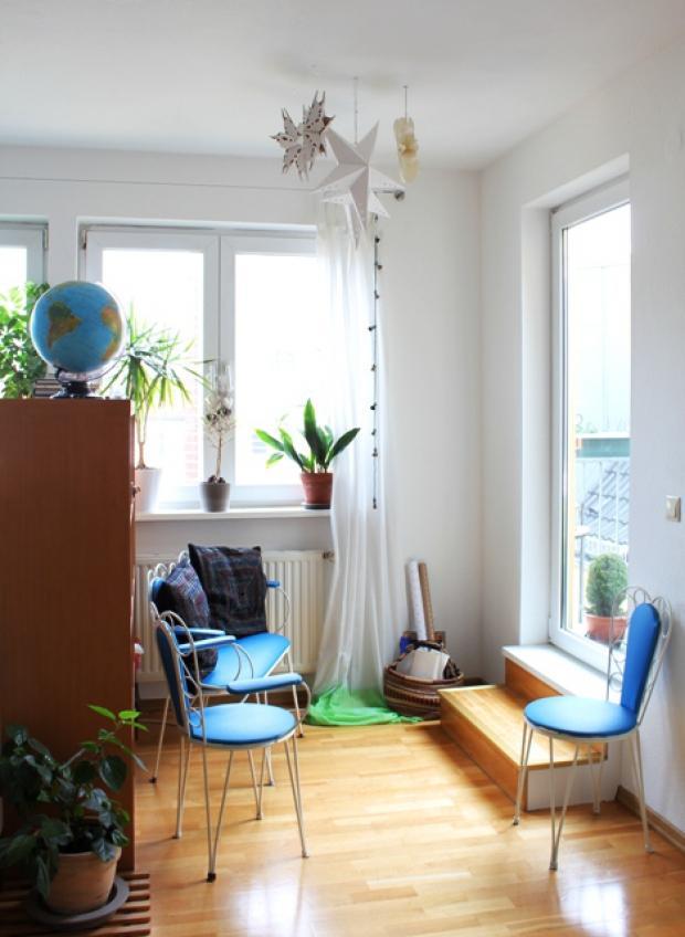 Sitzecke Balkon Bilder Ideen Couch