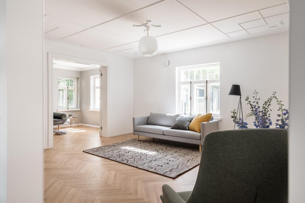 skandinavisch einrichten in einem 30er jahre haus. Black Bedroom Furniture Sets. Home Design Ideas