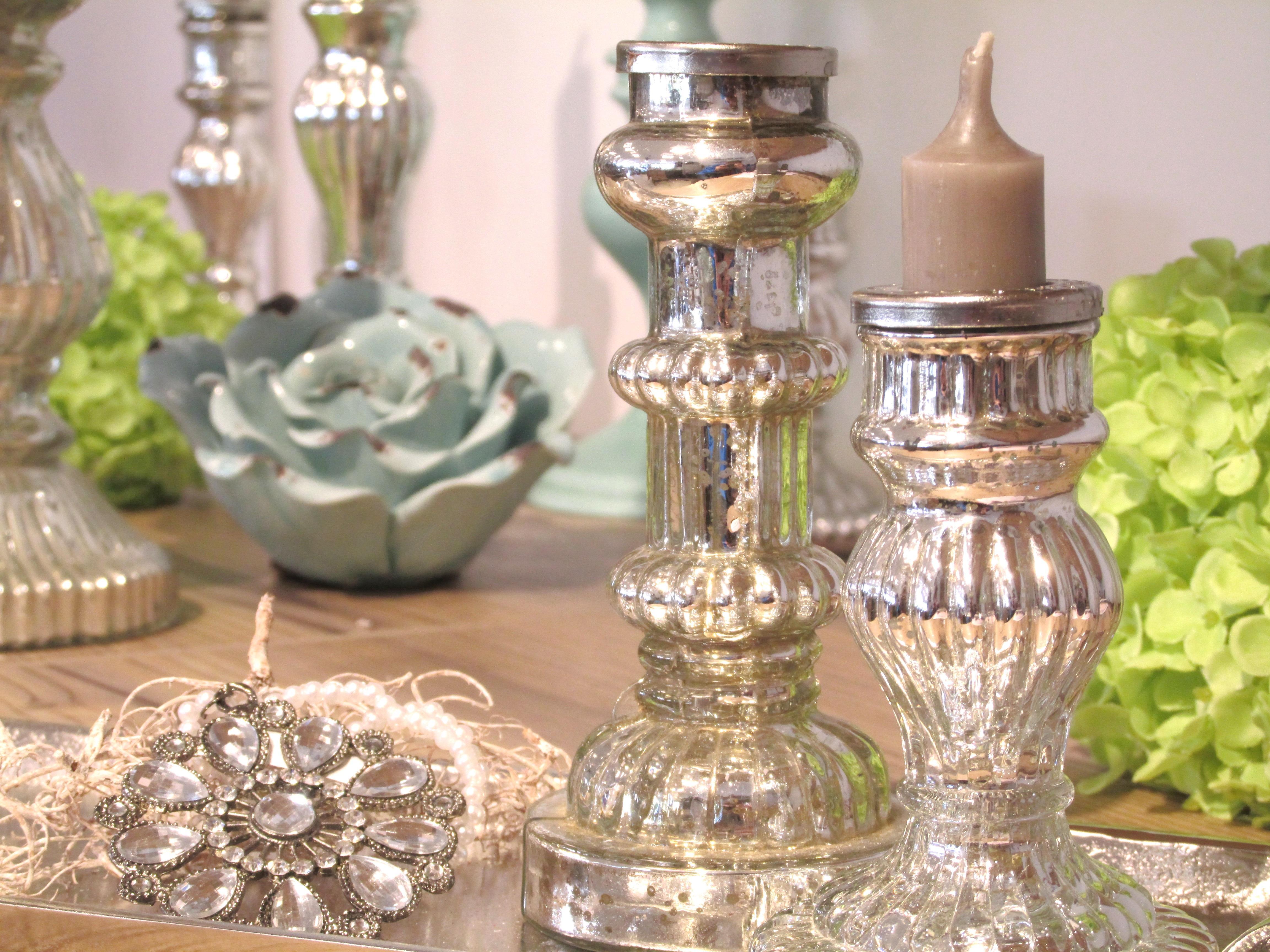 Skandinavische Wohnaccessoires Wohnzimmer Kerzenst