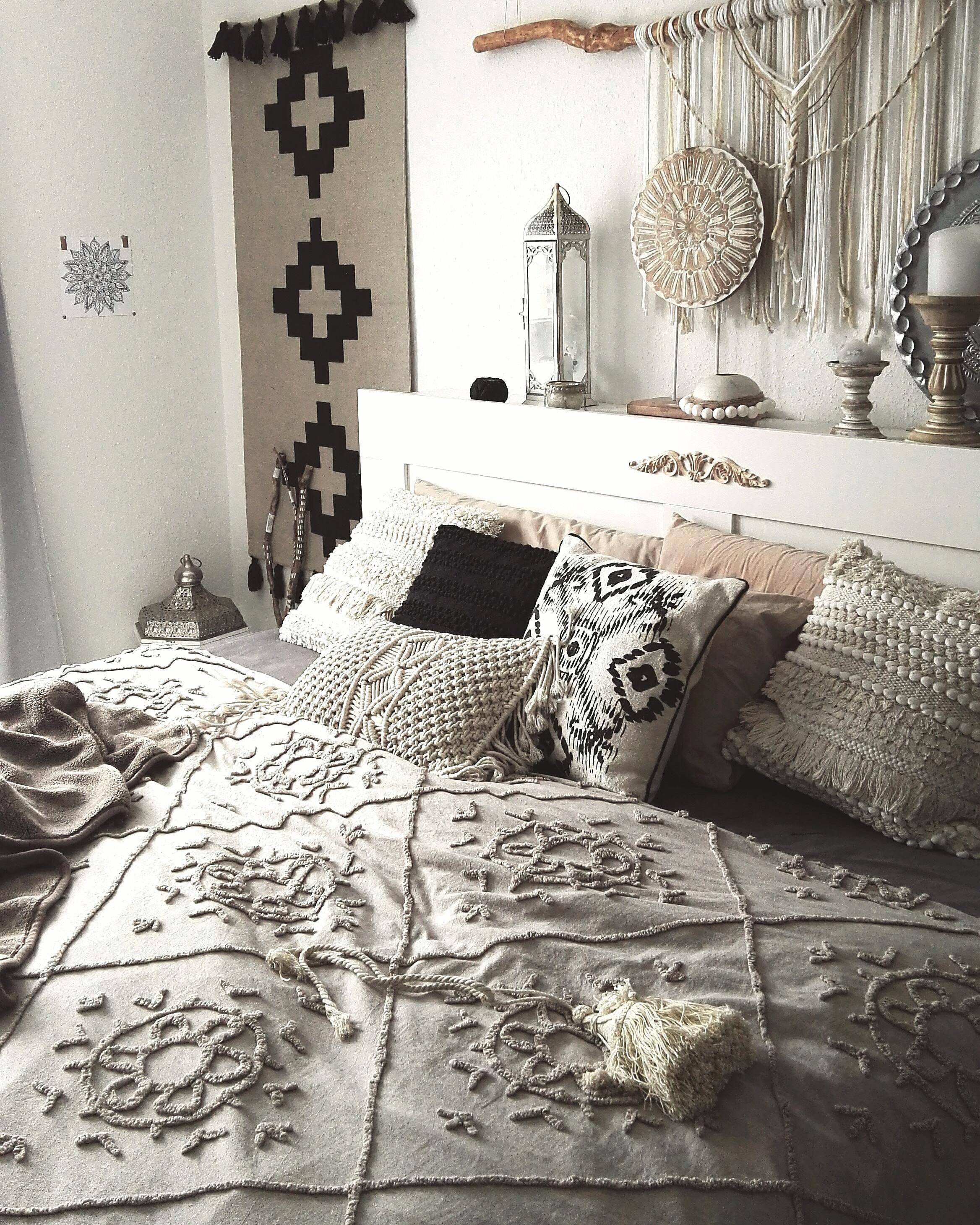 Emejing Bohemian Style Schlafzimmer Weiss Images - Home Design ...