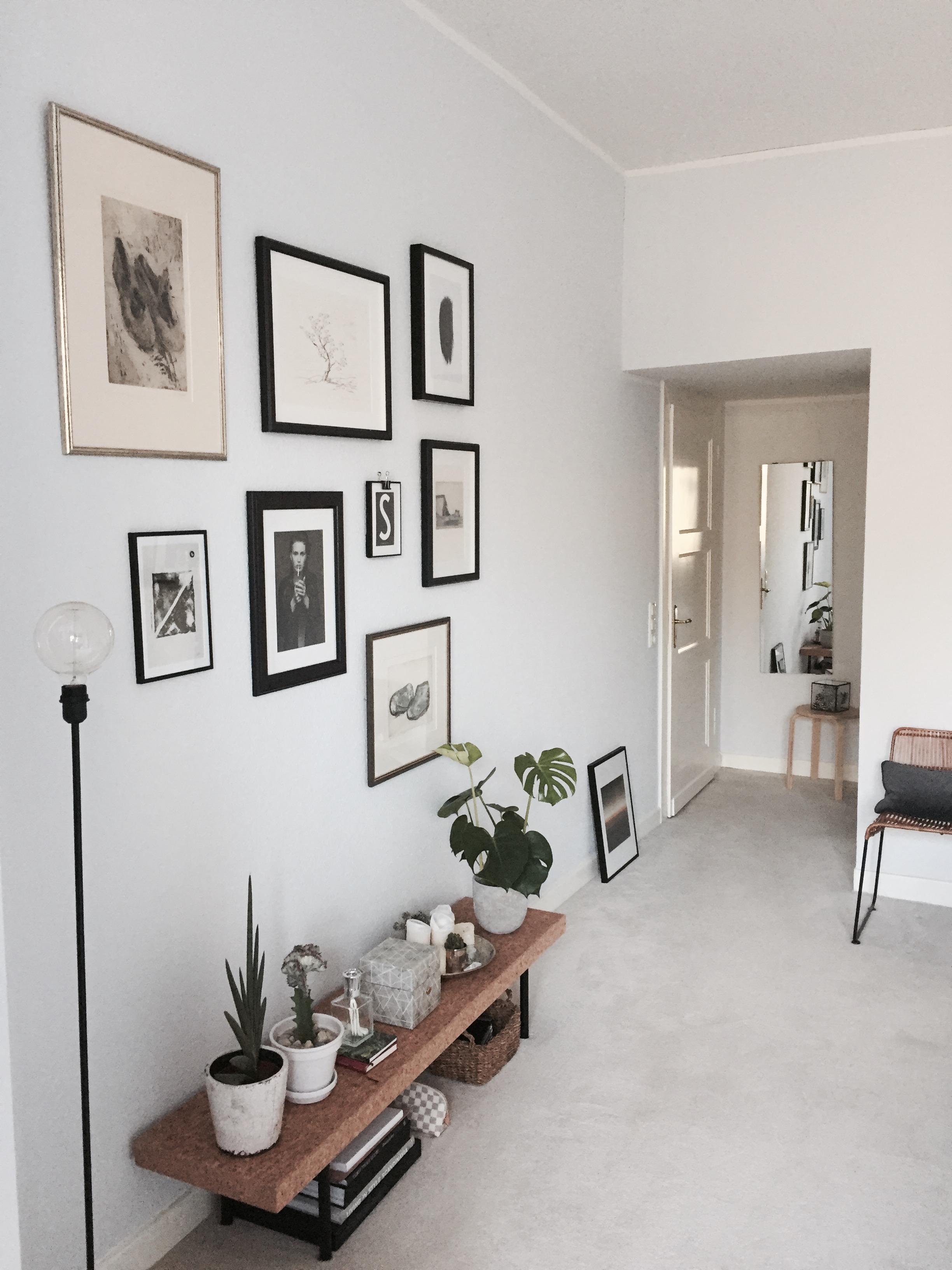 bilderwand-ideen: inspiration bei couch!