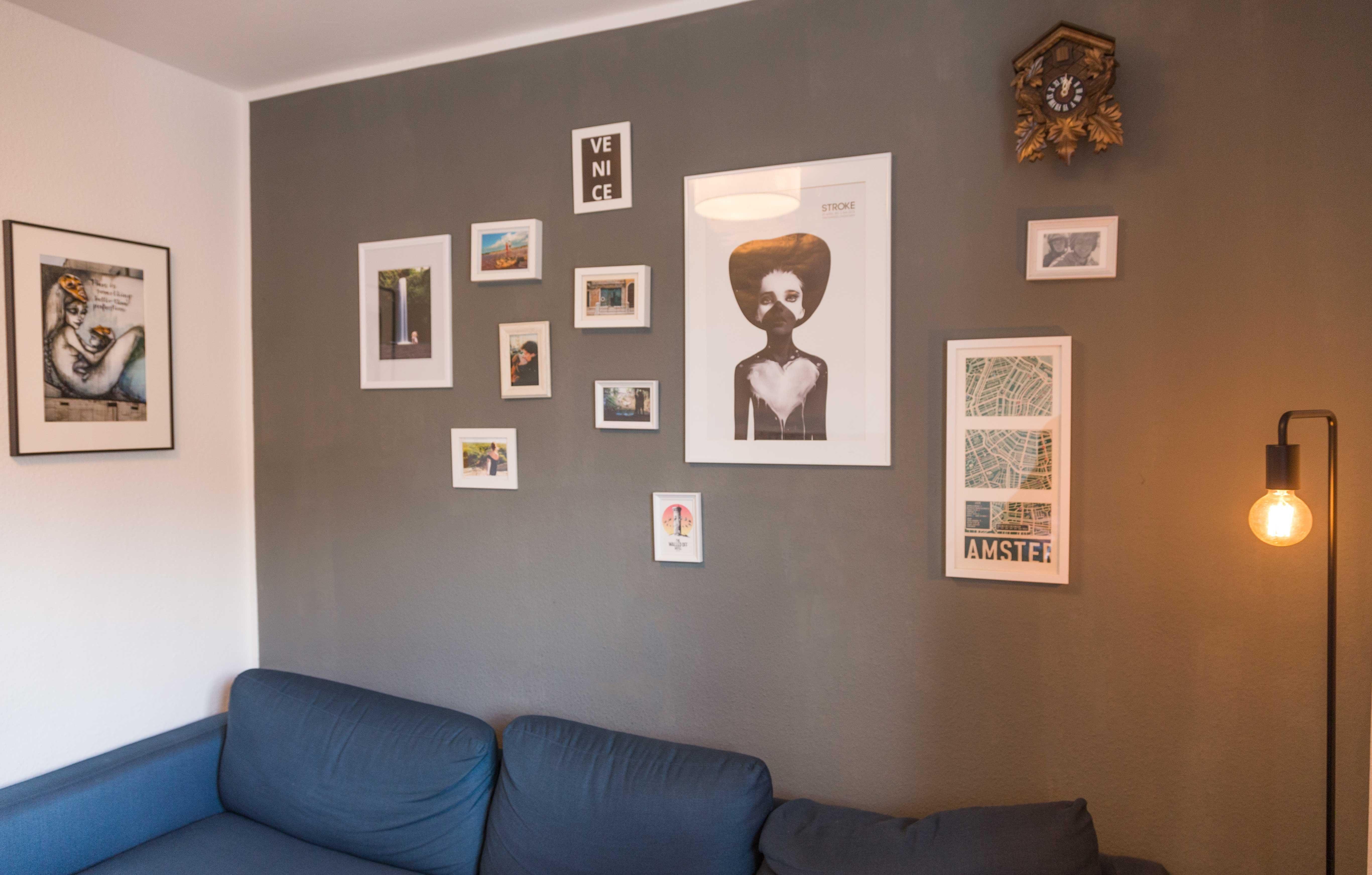 Small #gallery #herakut #banksy #streetart #couch #cozy