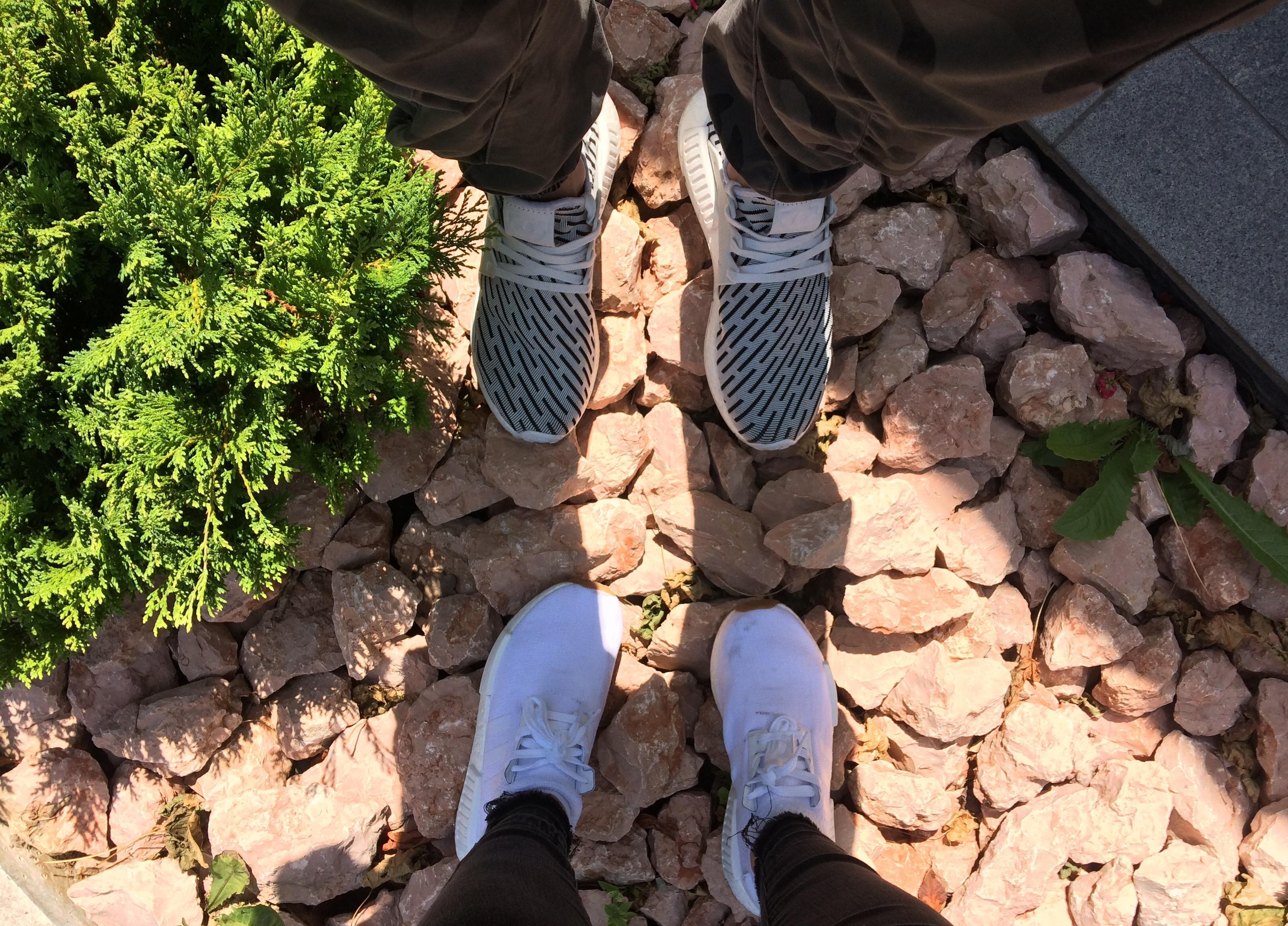 #sneaker #fashionchallenge #together #forever :) Happy Feiertag!