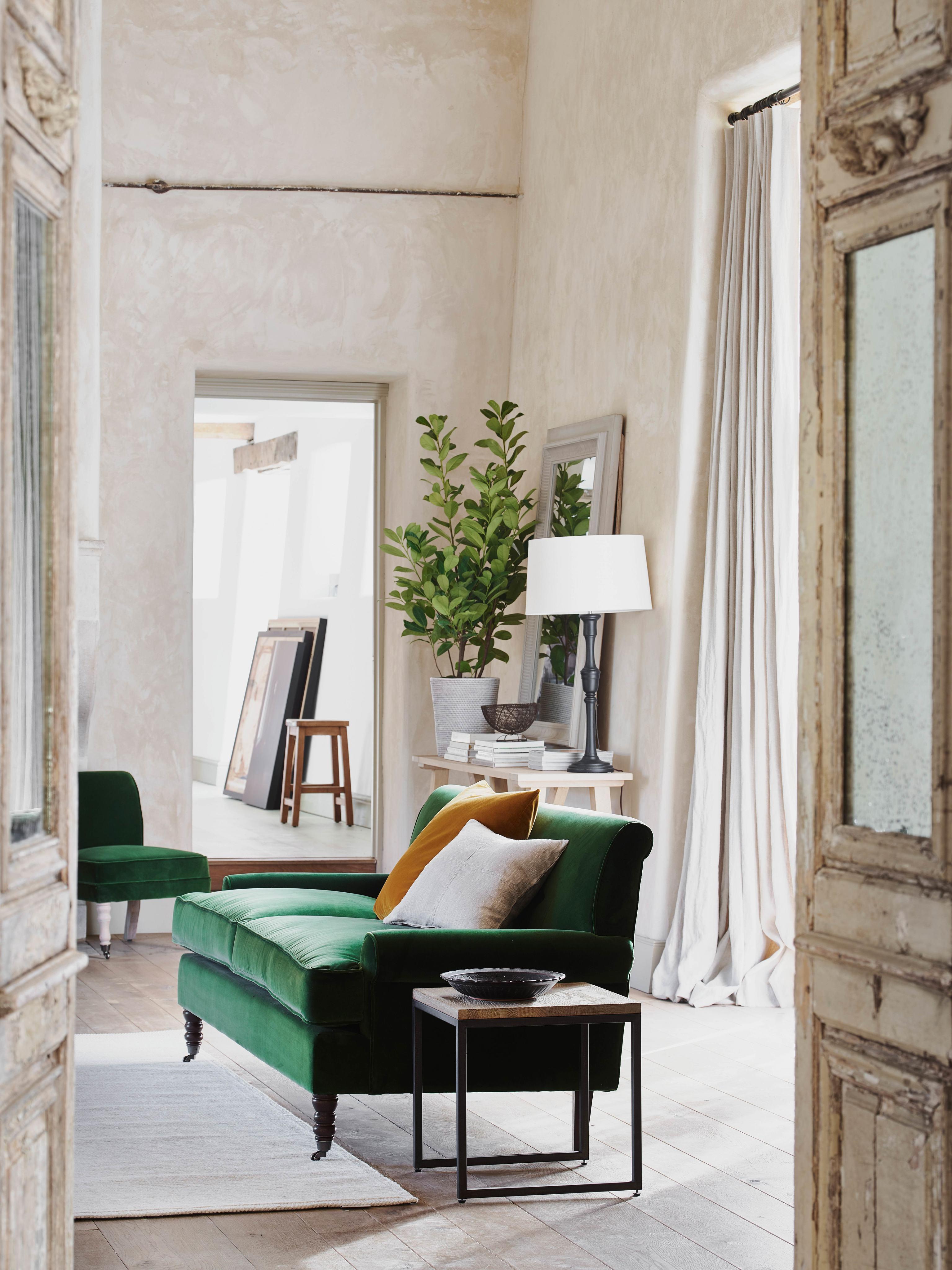 Landhausstil bilder ideen couchstyle for Raumgestaltung 2 farben