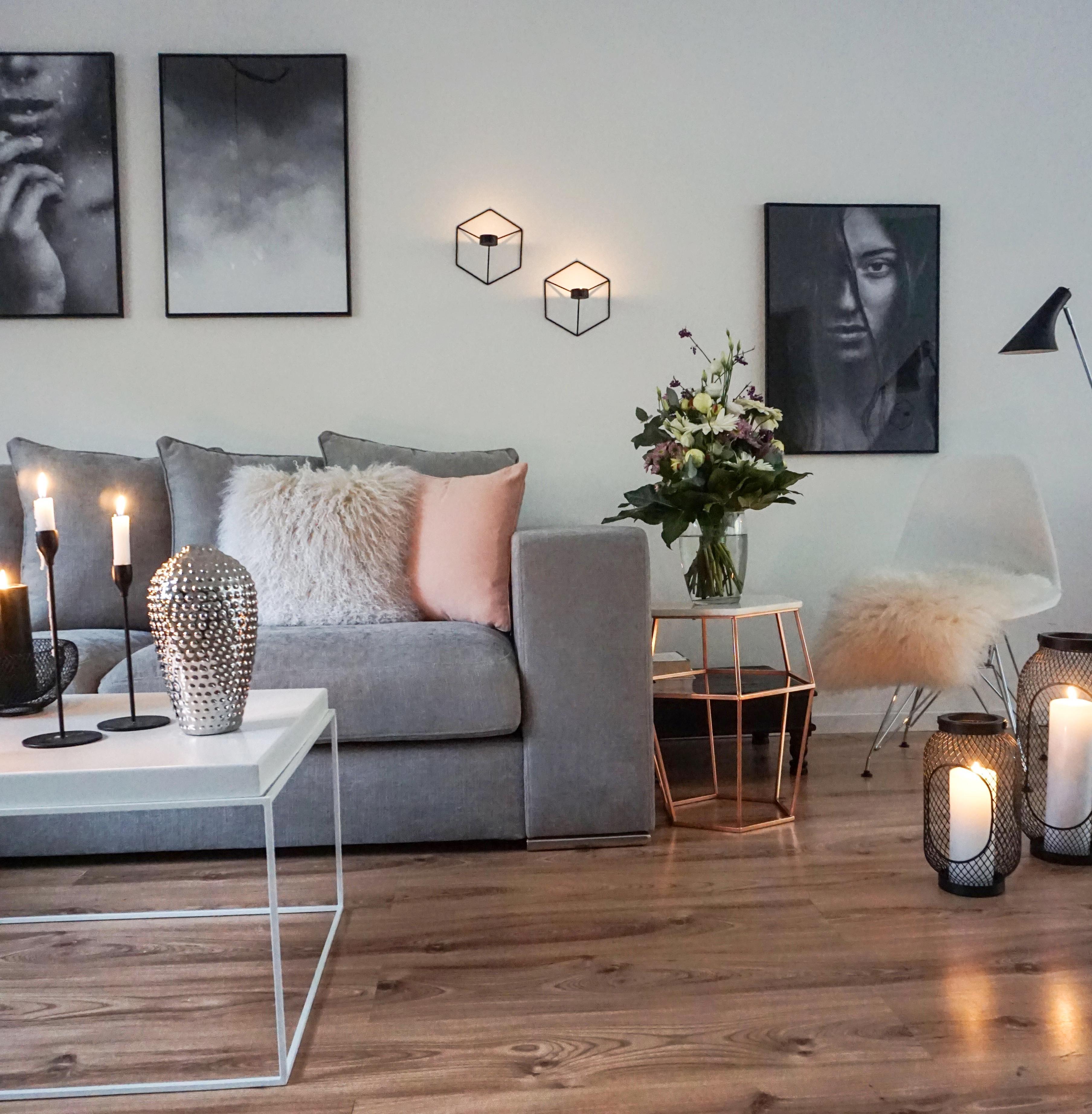 ecksofa • bilder & ideen • couchstyle, Wohnzimmer