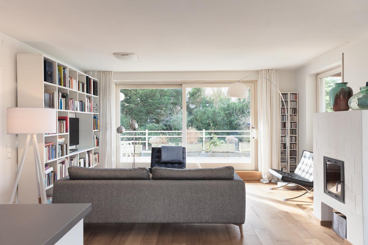 Sofa raumgestaltung innenarchitektur ©Andreas Jeki...