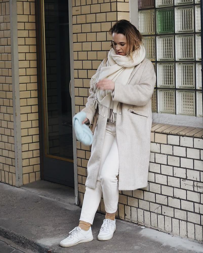 Soft tones 🍦 #ootd #fashion #neutral #beige #winteroutfit #outfit #fashioncrush
