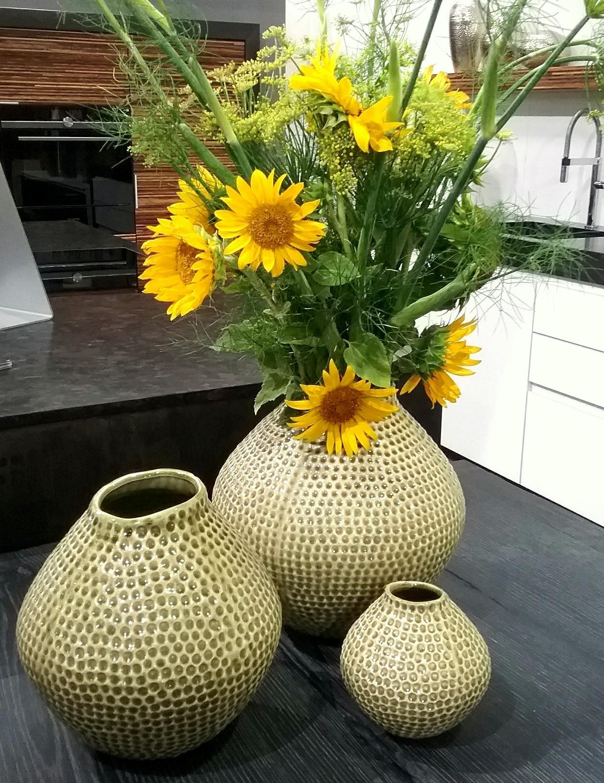 Cool Tischdeko Selber Machen Sommer Referenz Von #sommer #sonne #sonnenblume #tischdeko #keramikvase In 3
