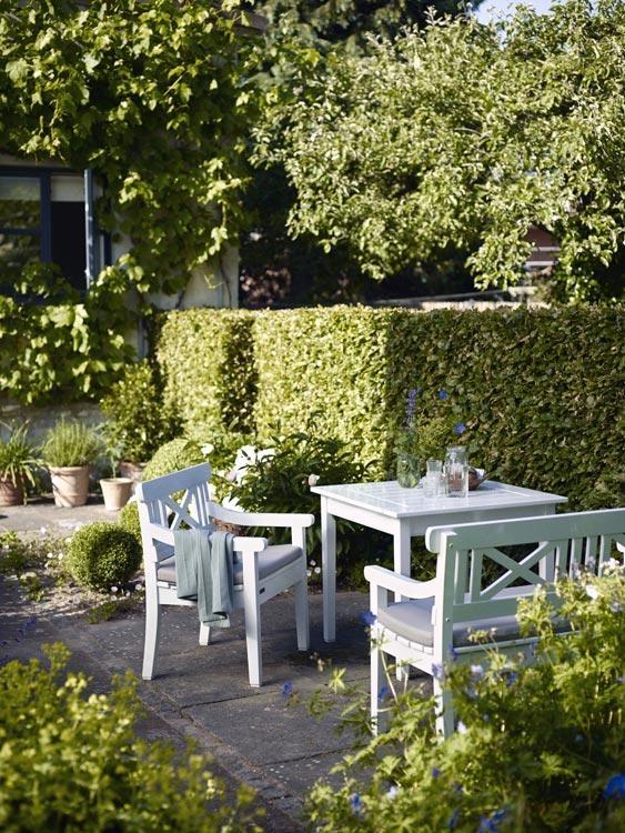 Natürlicher Garten Mit überdachter Sitzecke: Sitzecke Garten • Bilder & Ideen • COUCH