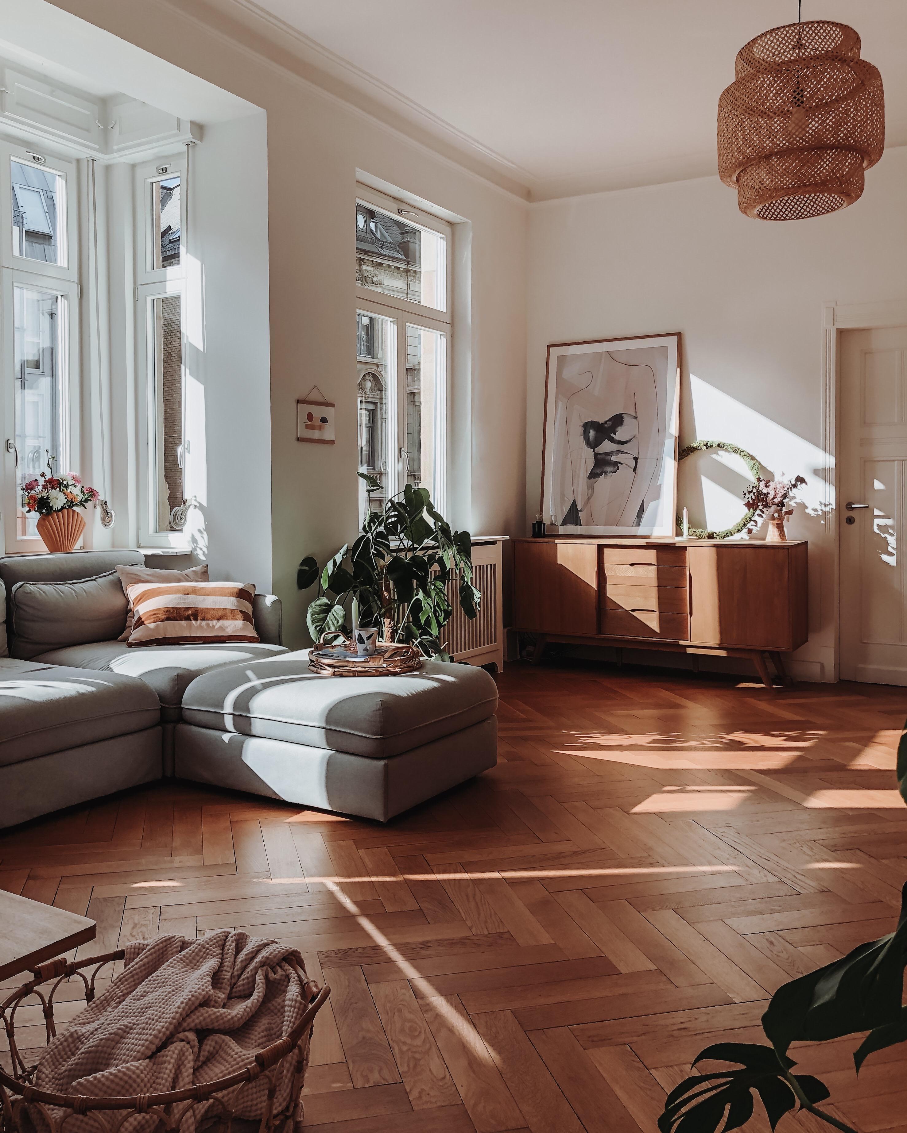 Parkettboden schenkt jedem Zuhause einen eleganten und natürlichen