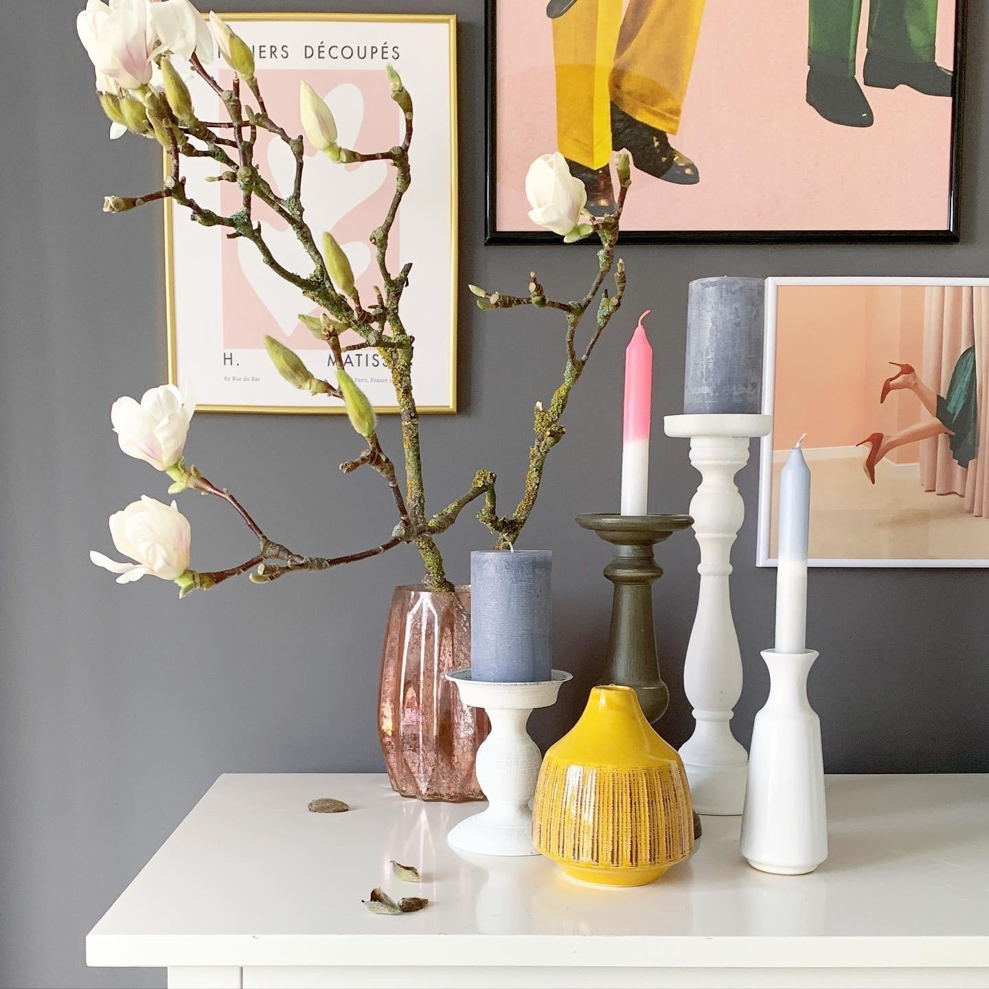 Springvibes colorfulhome gelbliebe fruehlingsgefuehle magnolien farbenfrohwohnen  8aef3bc7 56be 444e b5eb 78a31aa13b40