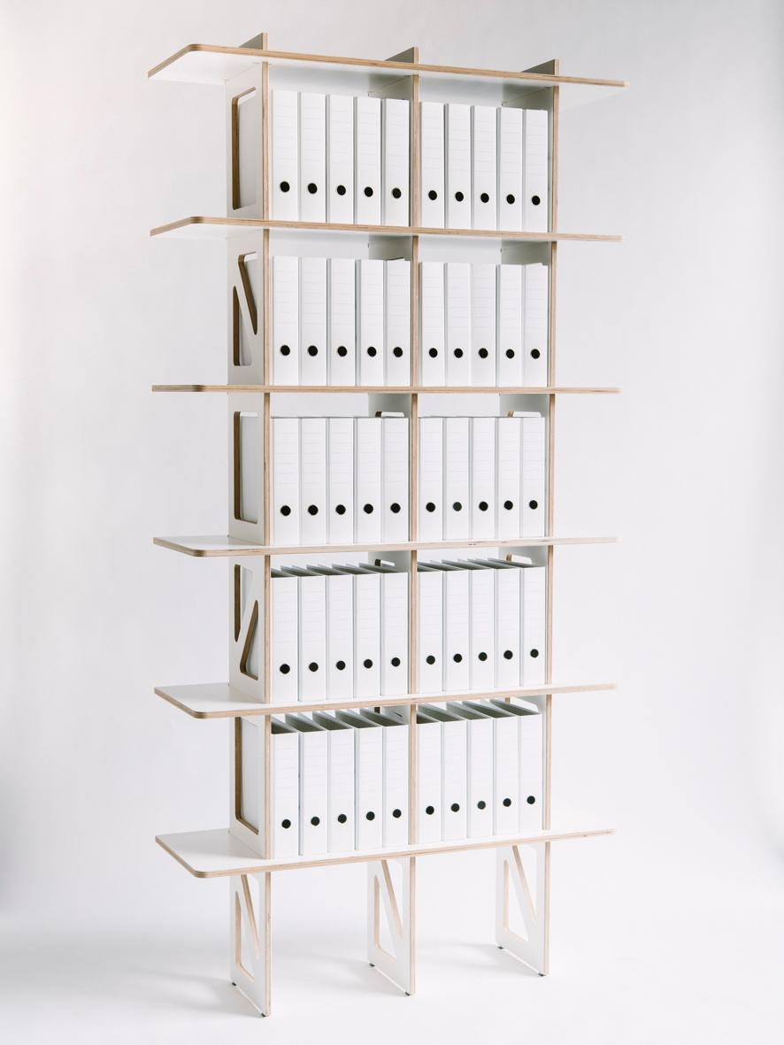 #Steckregal #Starshelf #bücherregal #regalsystem #plattenregal #büro#skandinavisch Wood ́s up