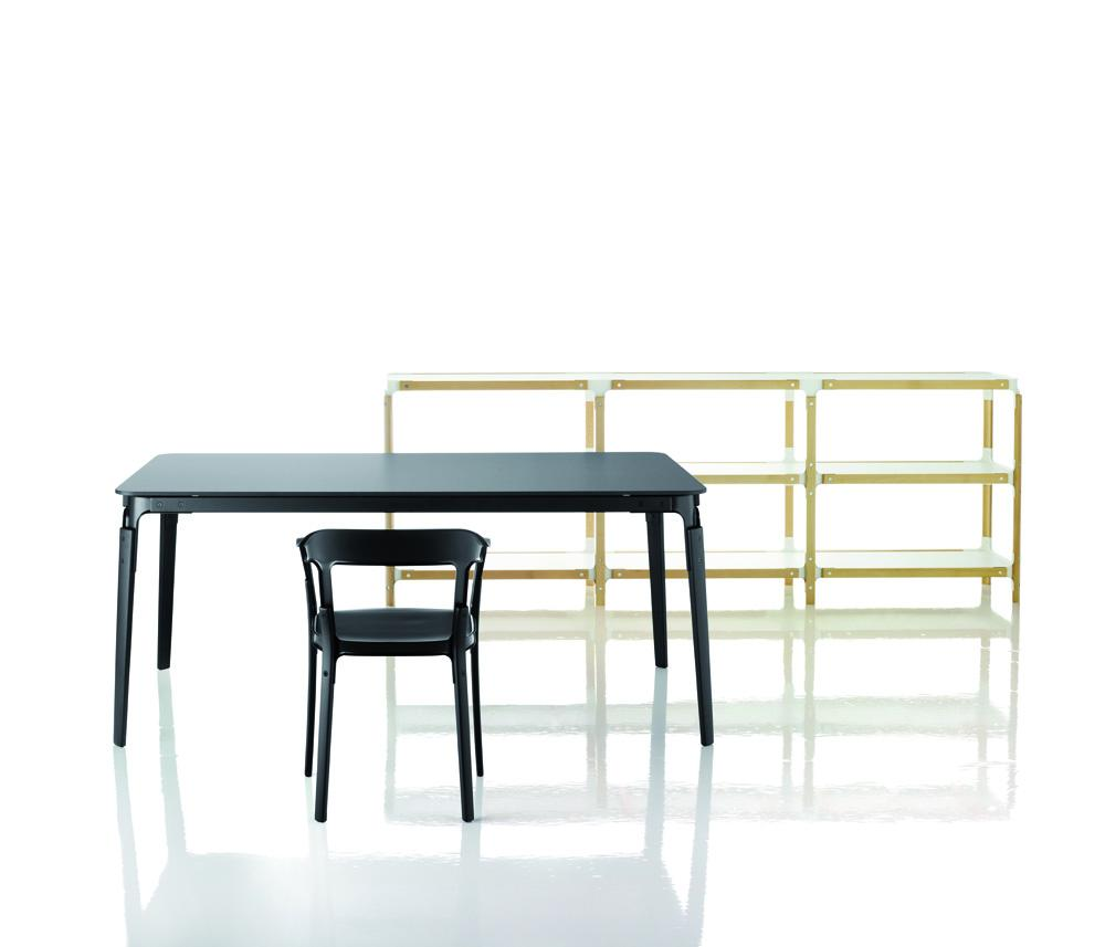 Steelwood Collection, Magis #stuhl #regal #sideboard #tisch ©www.magisdesign.com