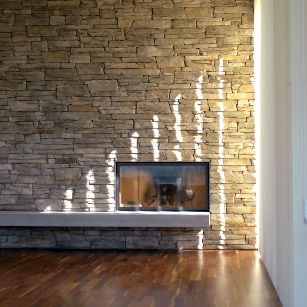Graue Steinwand • Bilder & Ideen • Couchstyle