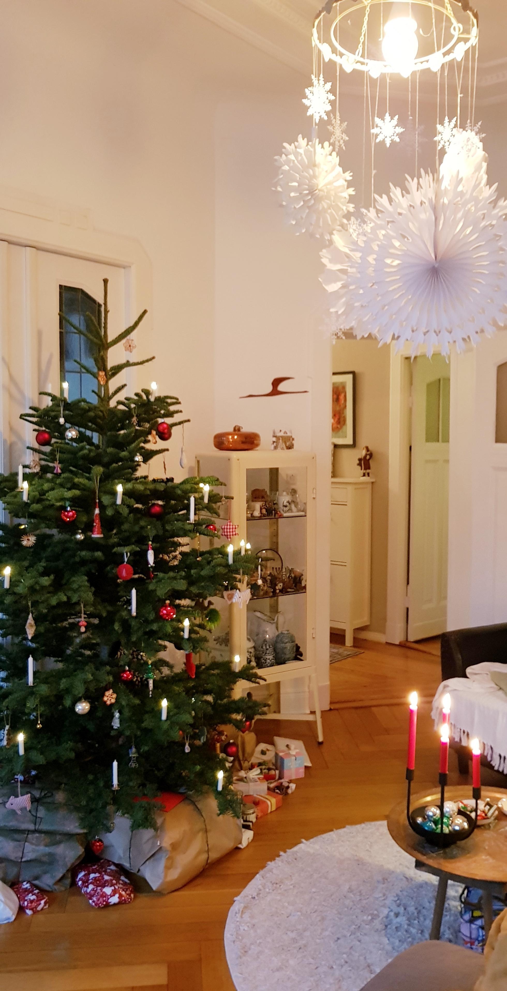Ideen Weihnachtsbaum Schmücken.Weihnachtsbaum Schmücken So Wird S Heimelig