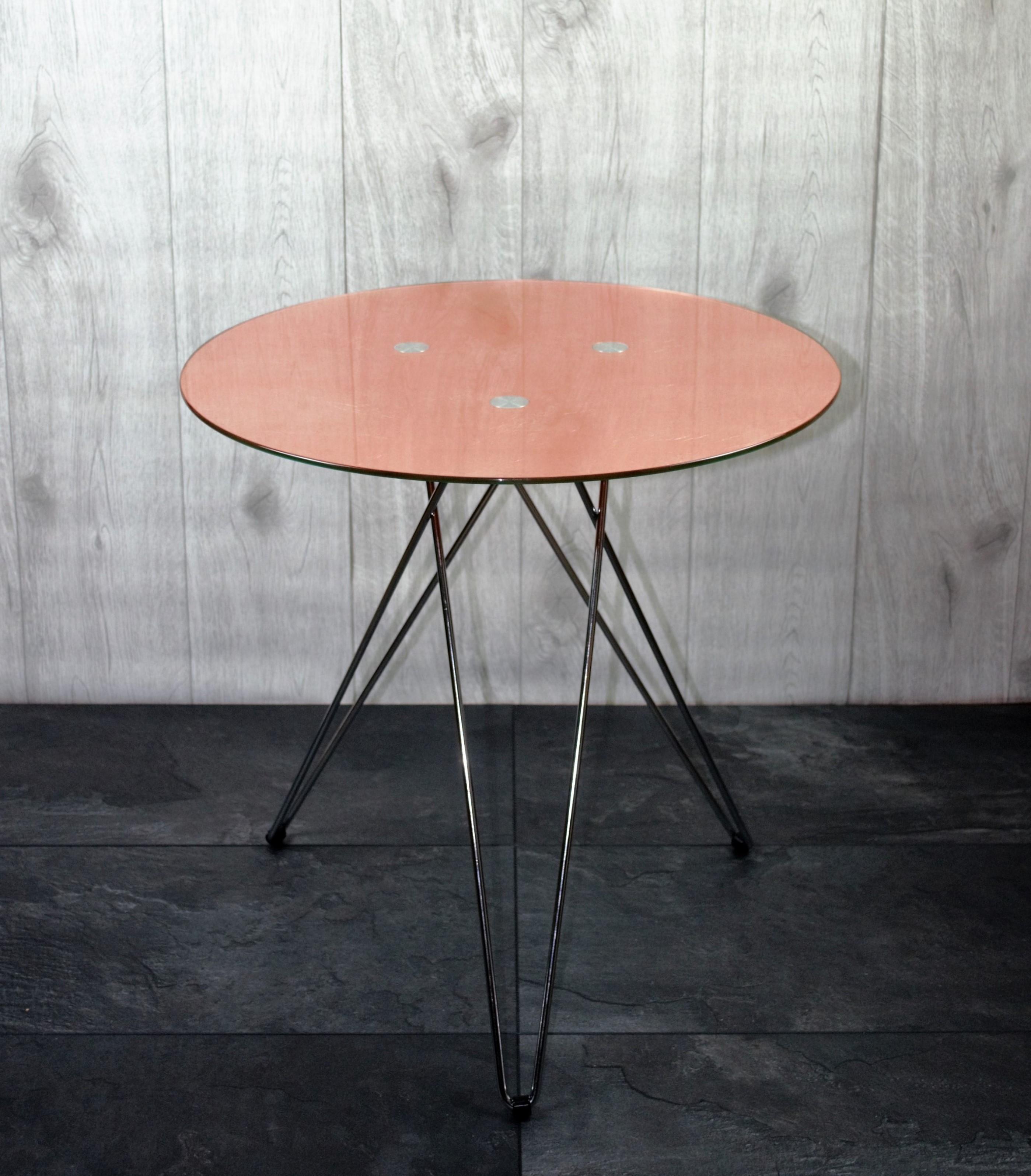 Glastisch mit holzstamm free ziemlich tisch aus holzstamm for Couchtisch japanischer designer