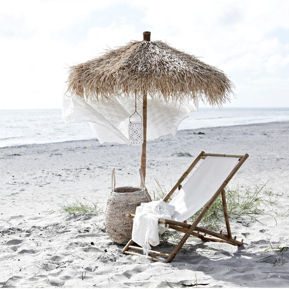 Liegestuhl mit sonnenschirm strand  Liegestuhl • Bilder & Ideen • COUCHstyle