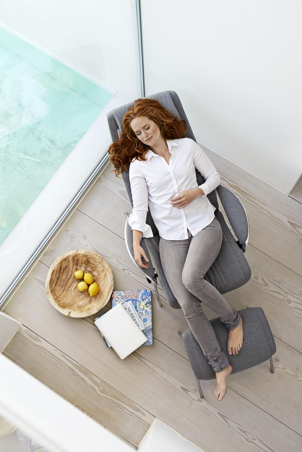 Stressless YOU John Aluminium #sessel ©Ekornes