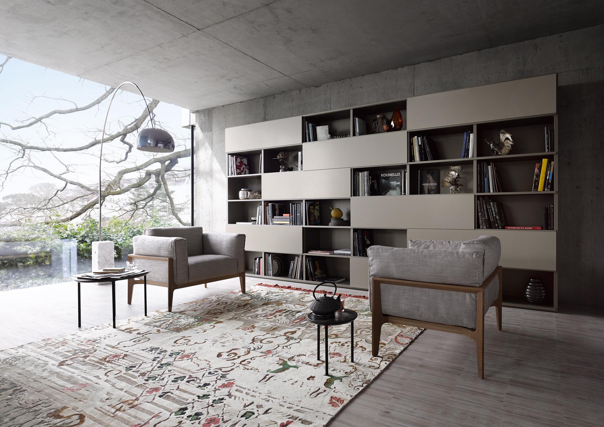 grauer sessel • bilder & ideen • couchstyle, Wohnzimmer dekoo