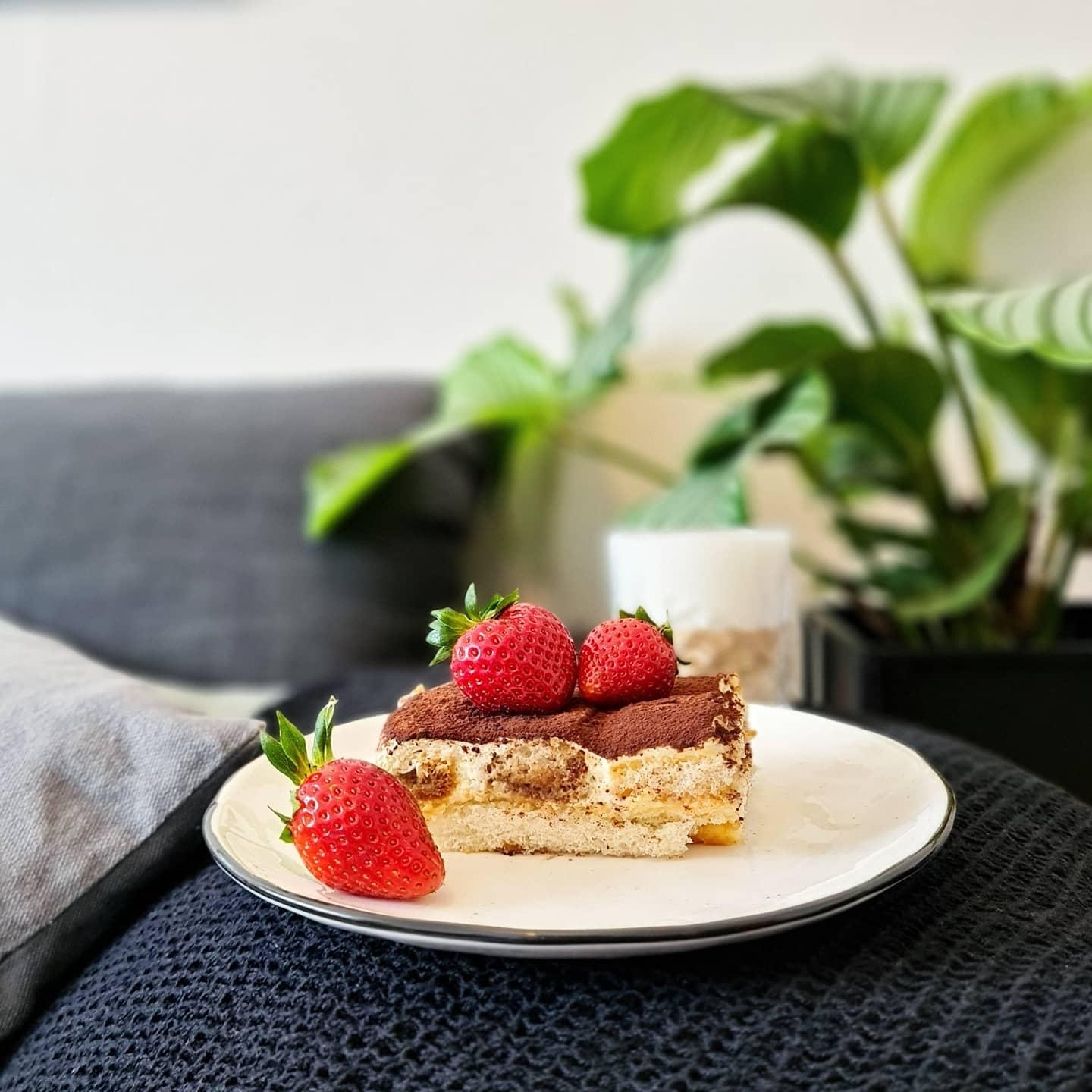 #sweettreat #yummy #tiramisu #sonntag #weekendvibes
