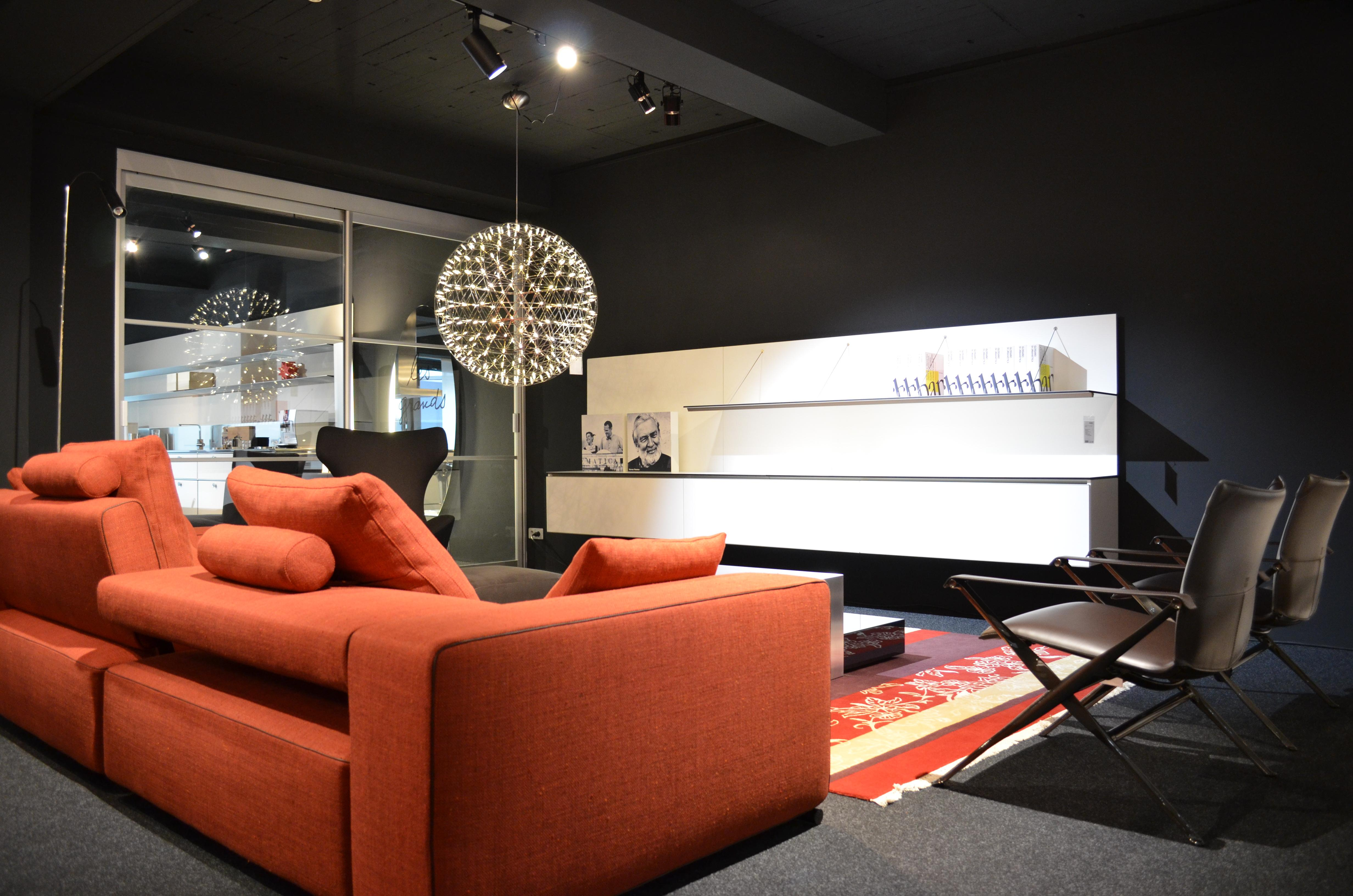 Szene Aus Unserem Showroom. PAP Schranksystem. Sofa Andy. #wandgestaltung  #sofa #