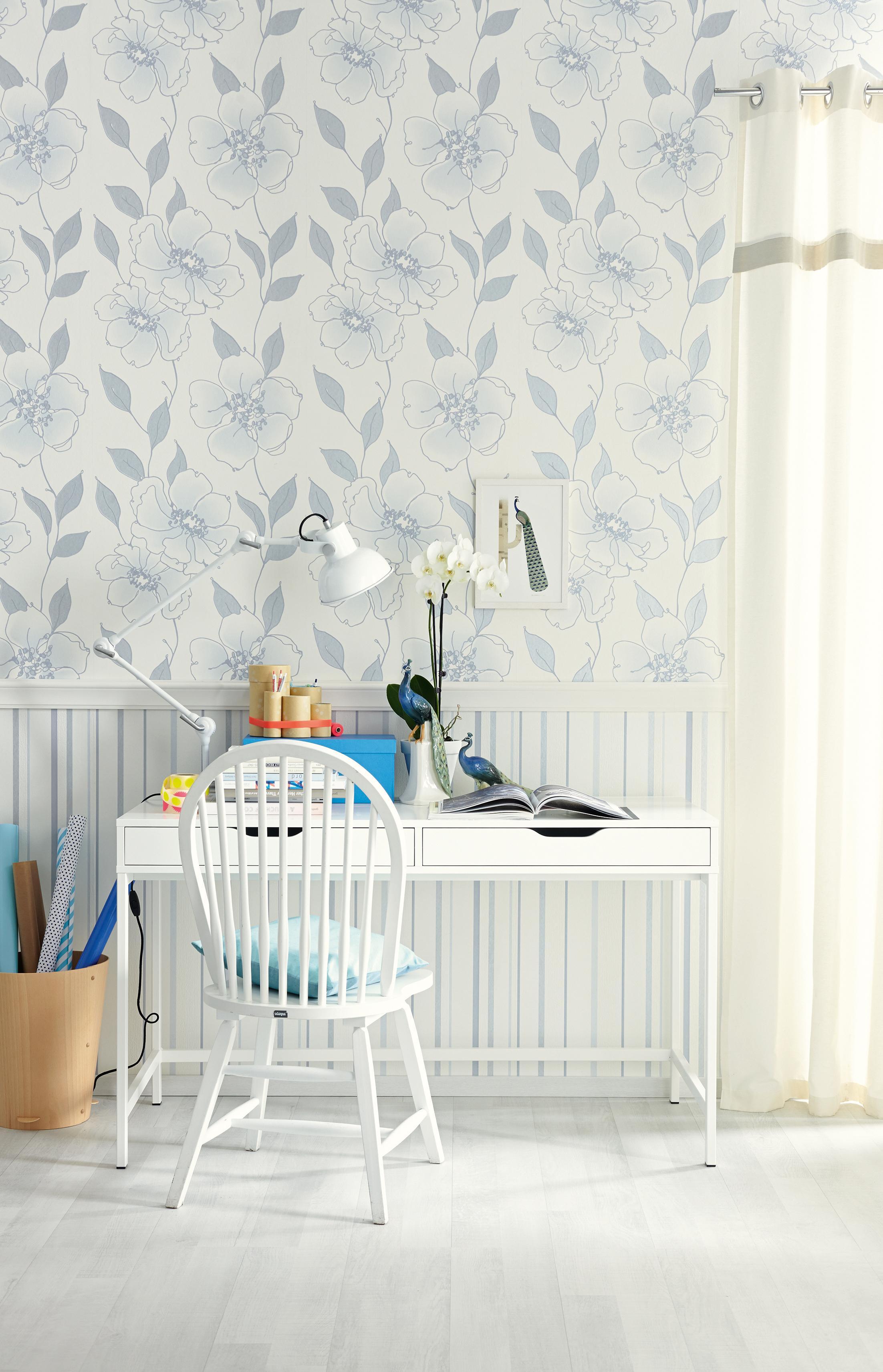 Schöner Wohne tapete beautiful blossom vliestapete schöner wohne couchstyle