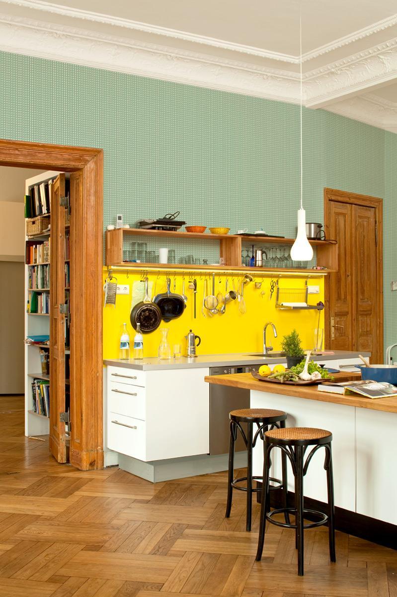Freistehende Küche • Bilder & Ideen • COUCHstyle