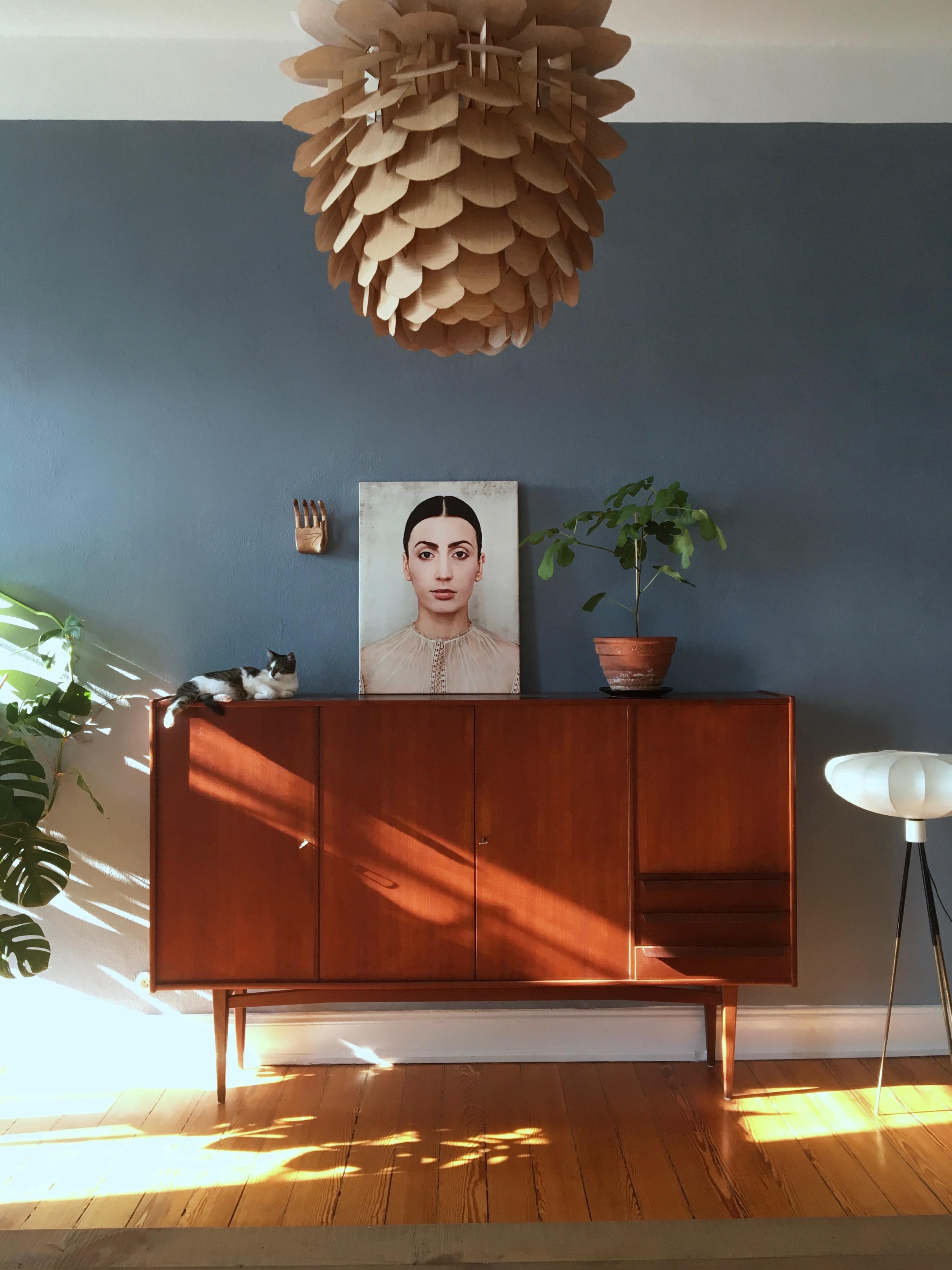 Teak Love Altbau Holzdielen Midcentury Vintage Dielenboden Altbauwohnung  Esszimmer 12549e82 6a1d 4452 9d85 0e0b0ece151b