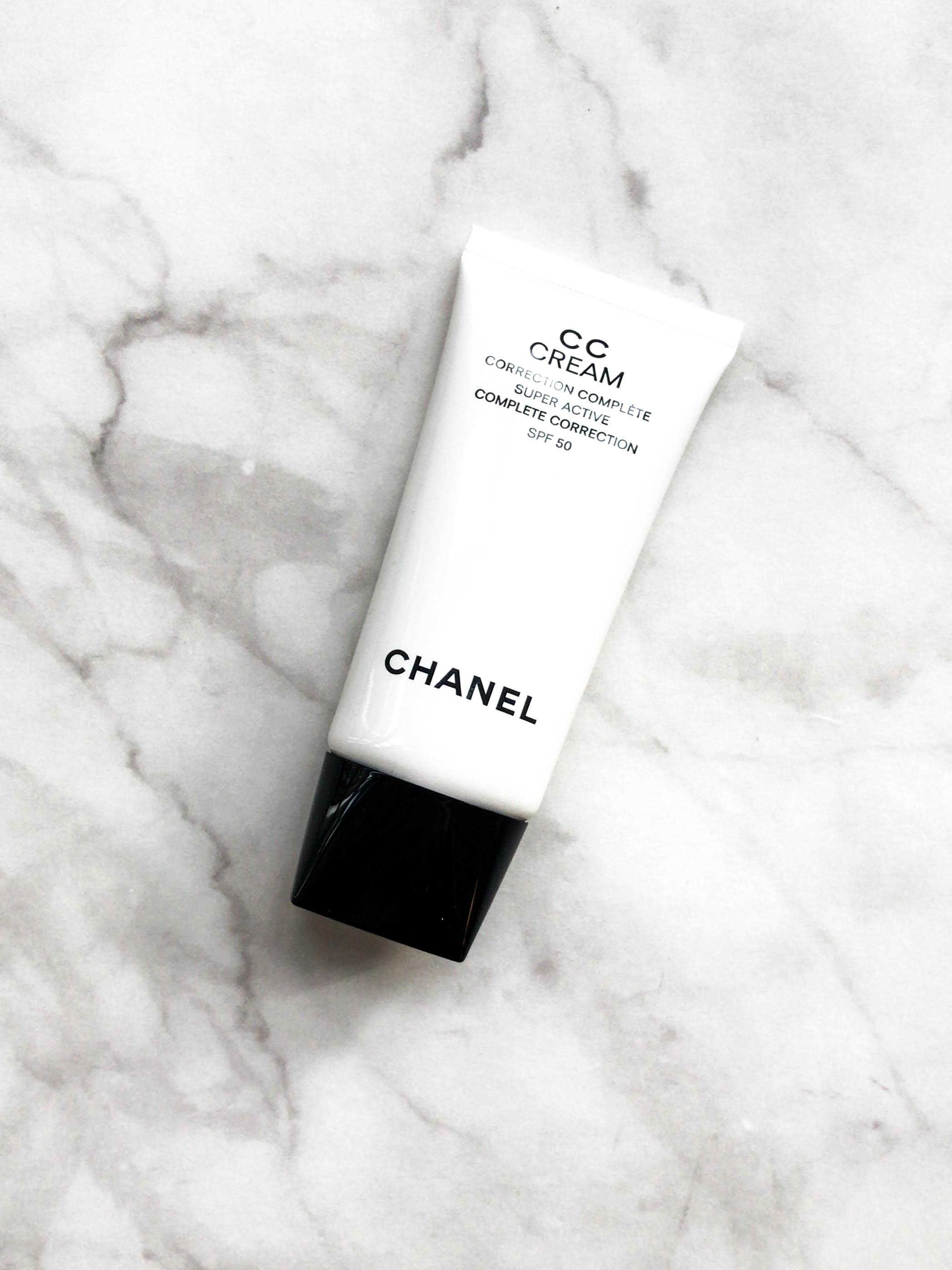 Teint-Korrigierer: Chanel Correction Complète CC Cream 