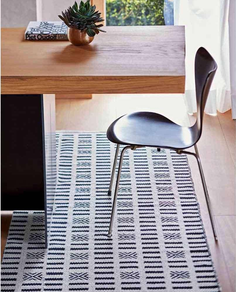 #teppich #scandi #skandinavischesdesign #schwarzweiß #sukkulente