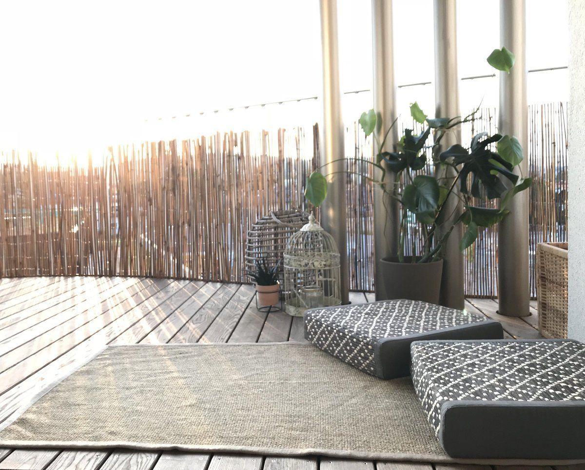 Sitzkissen Balkon | Sitzkissen Von Flauschig Bunt Bis Klassisch