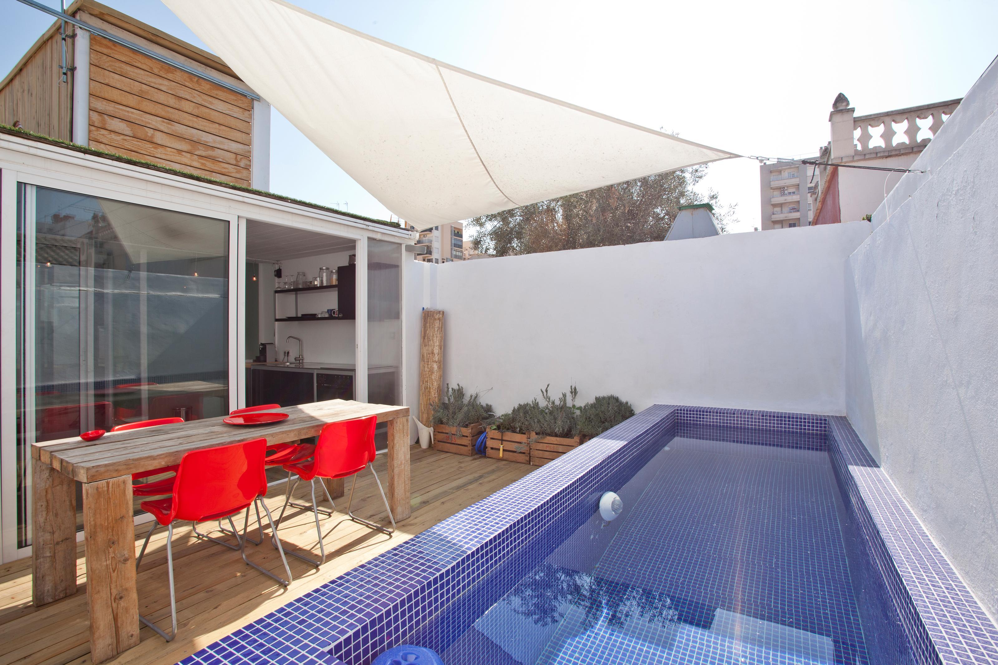 Sonnensegelterasse Bilder Ideen Couch