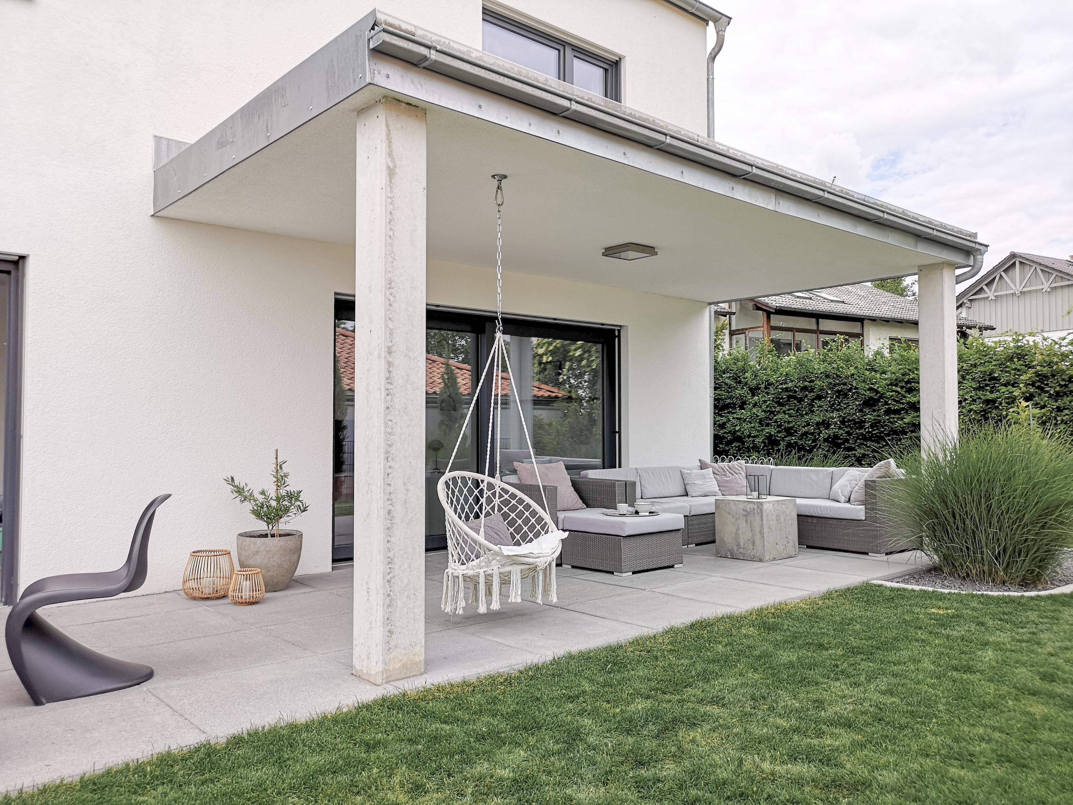 Terrassenuberdachung Schattenspendende Ideen Auf Couch