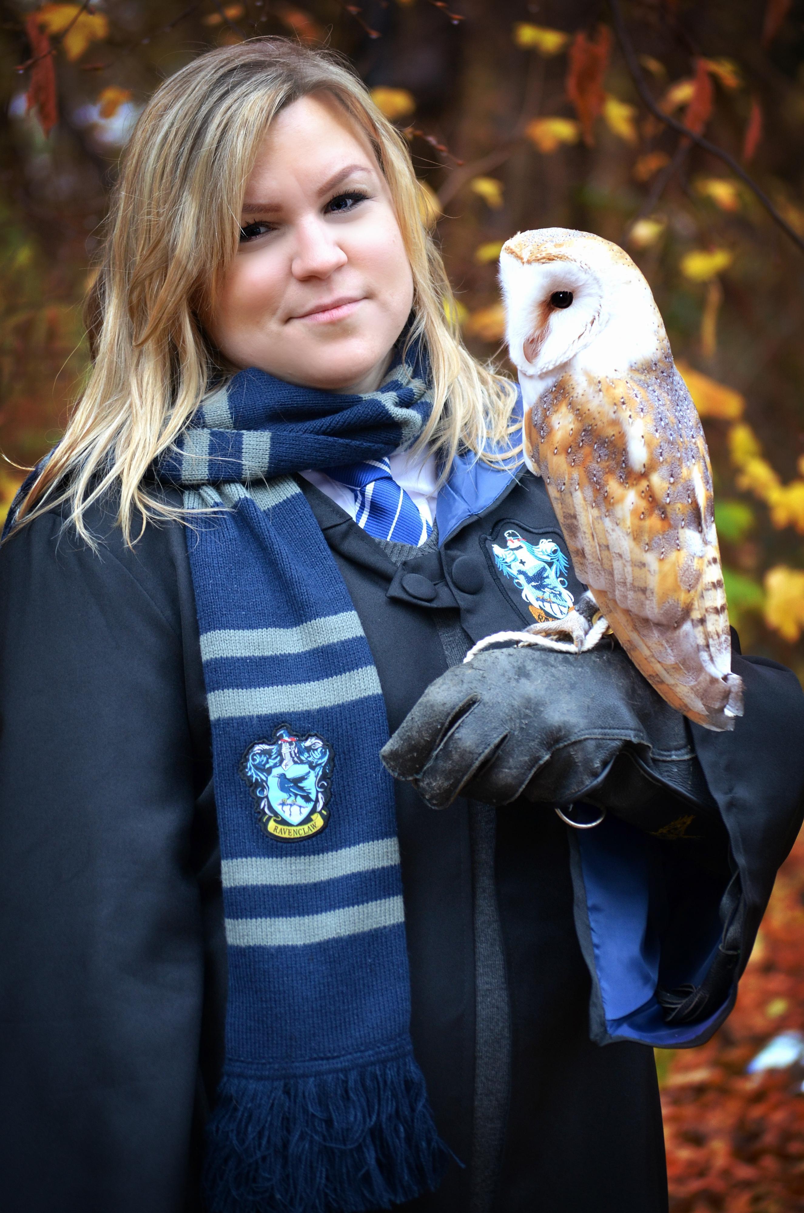 Schnee Eule Geschwister Bekommen Neuen Harry Potter Von Hedwig Kultur Munstersche Zeitung