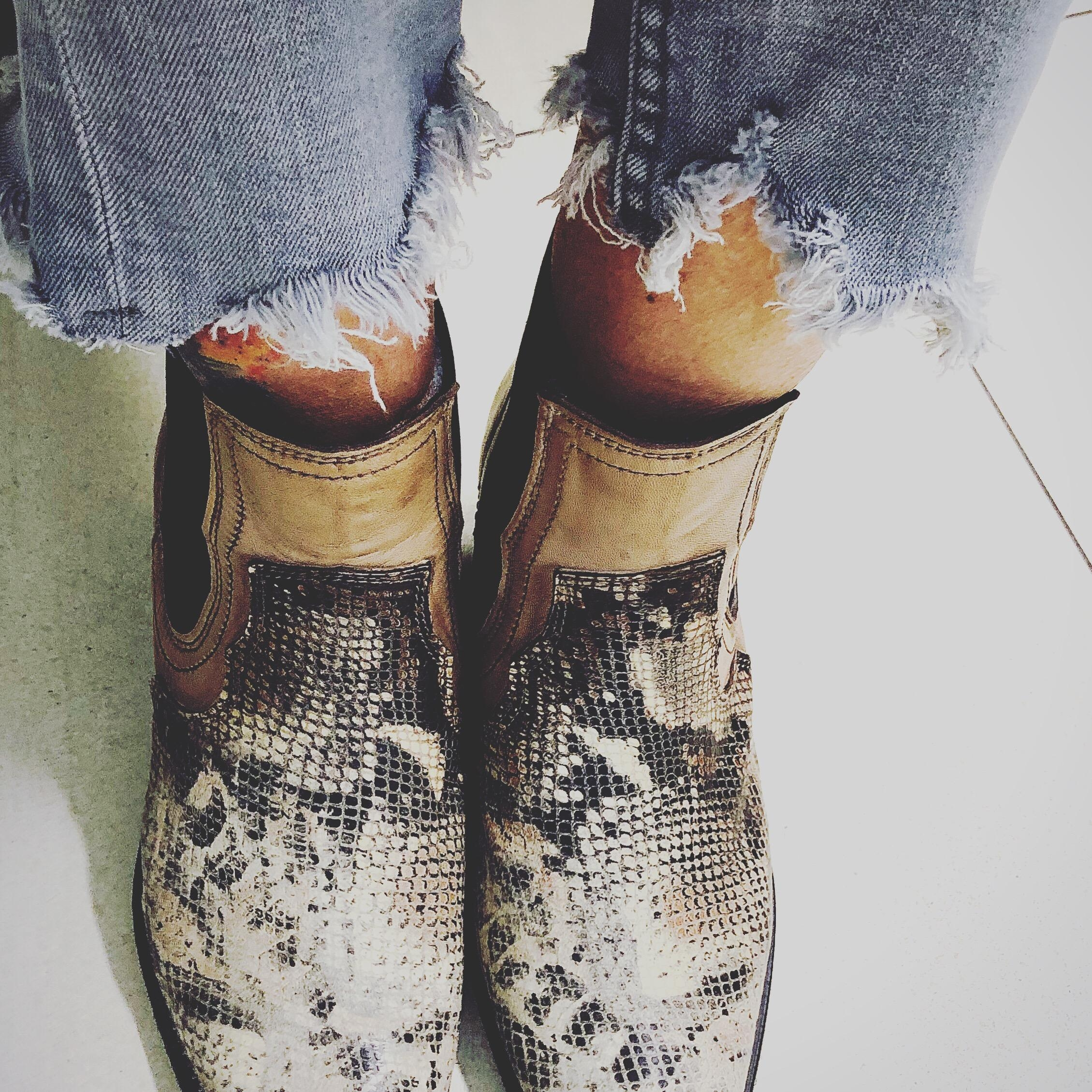 These boots ... 🌵!