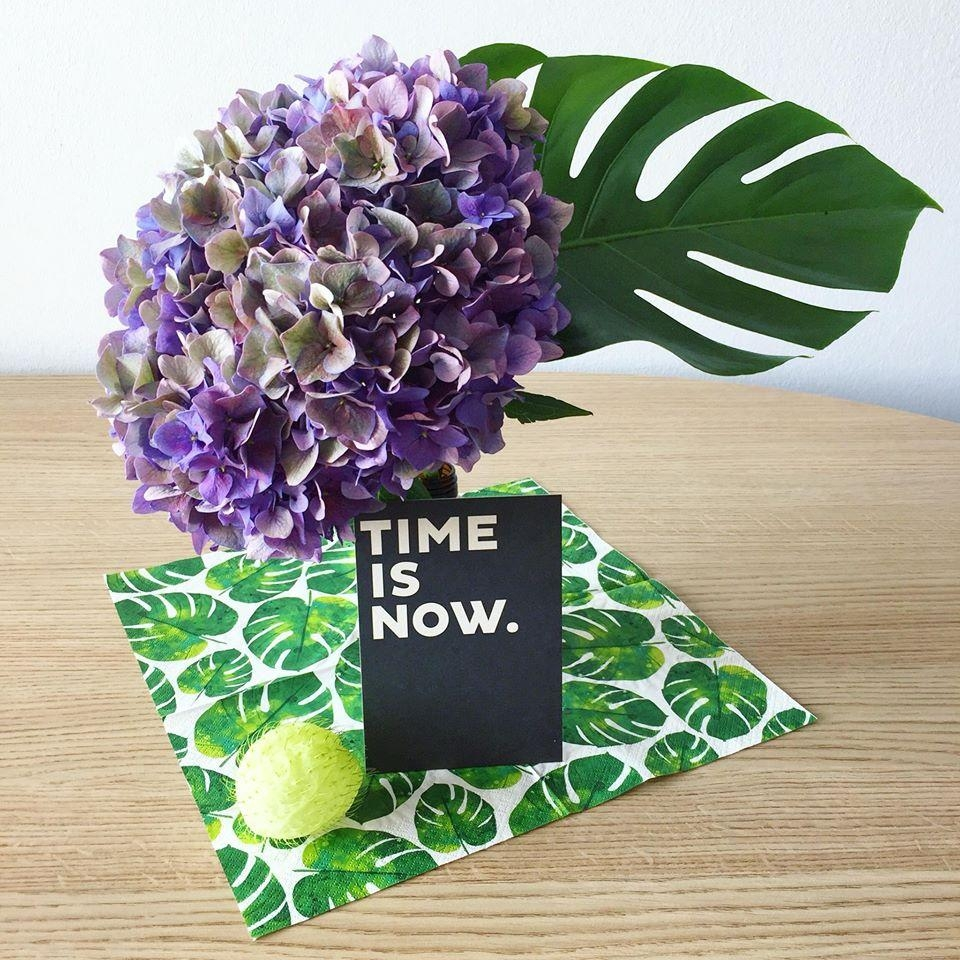 Time for new Flowers... ;-)  