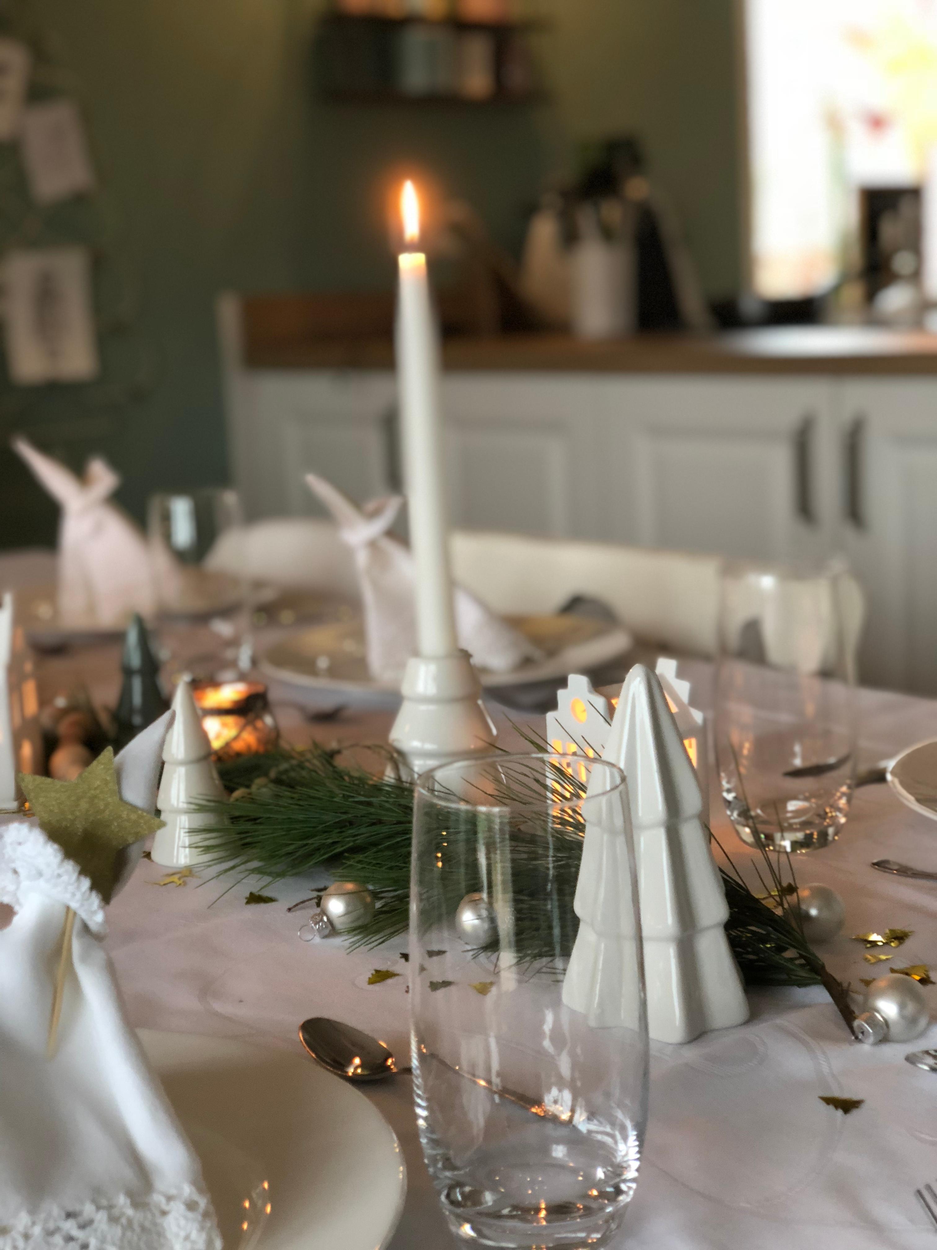 Tischdeko Fur Den Winter Spannende Ideen Aus Der Community