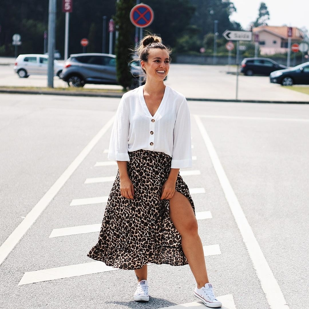Total verliebt in Leoprint 😊