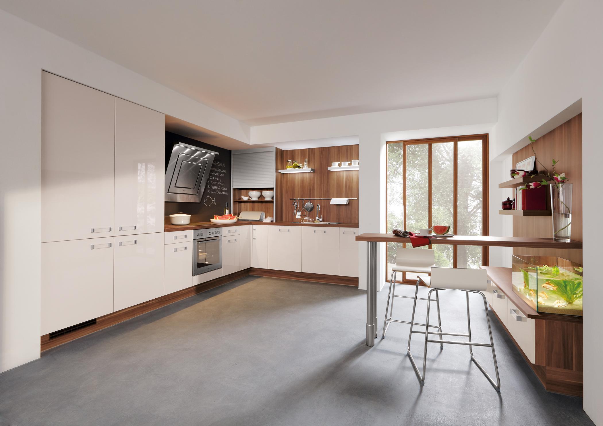 Wandgestaltung Küche: So einfach wird\'s wohnlich!