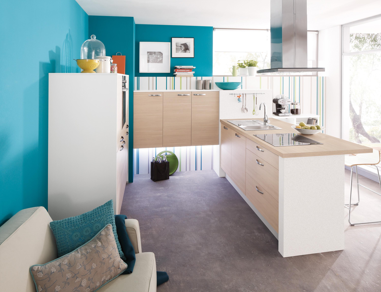 Küche wandgestaltung ideen  Wandgestaltung für die Küche • Bilder & Ideen • COUC...