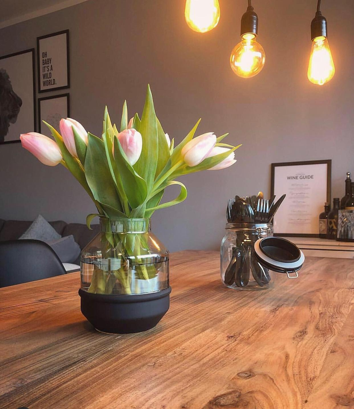 #tulpen #diy #scandi
