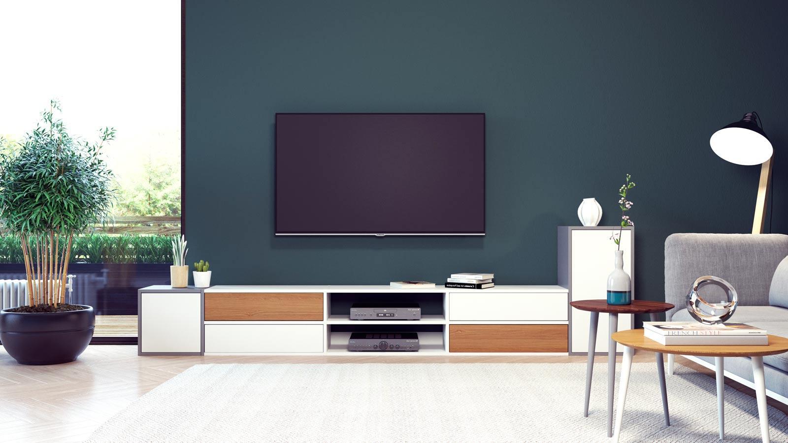 Tv Schrank Für Ihr Wohnzimmer Lowboard Mycs Gmbh