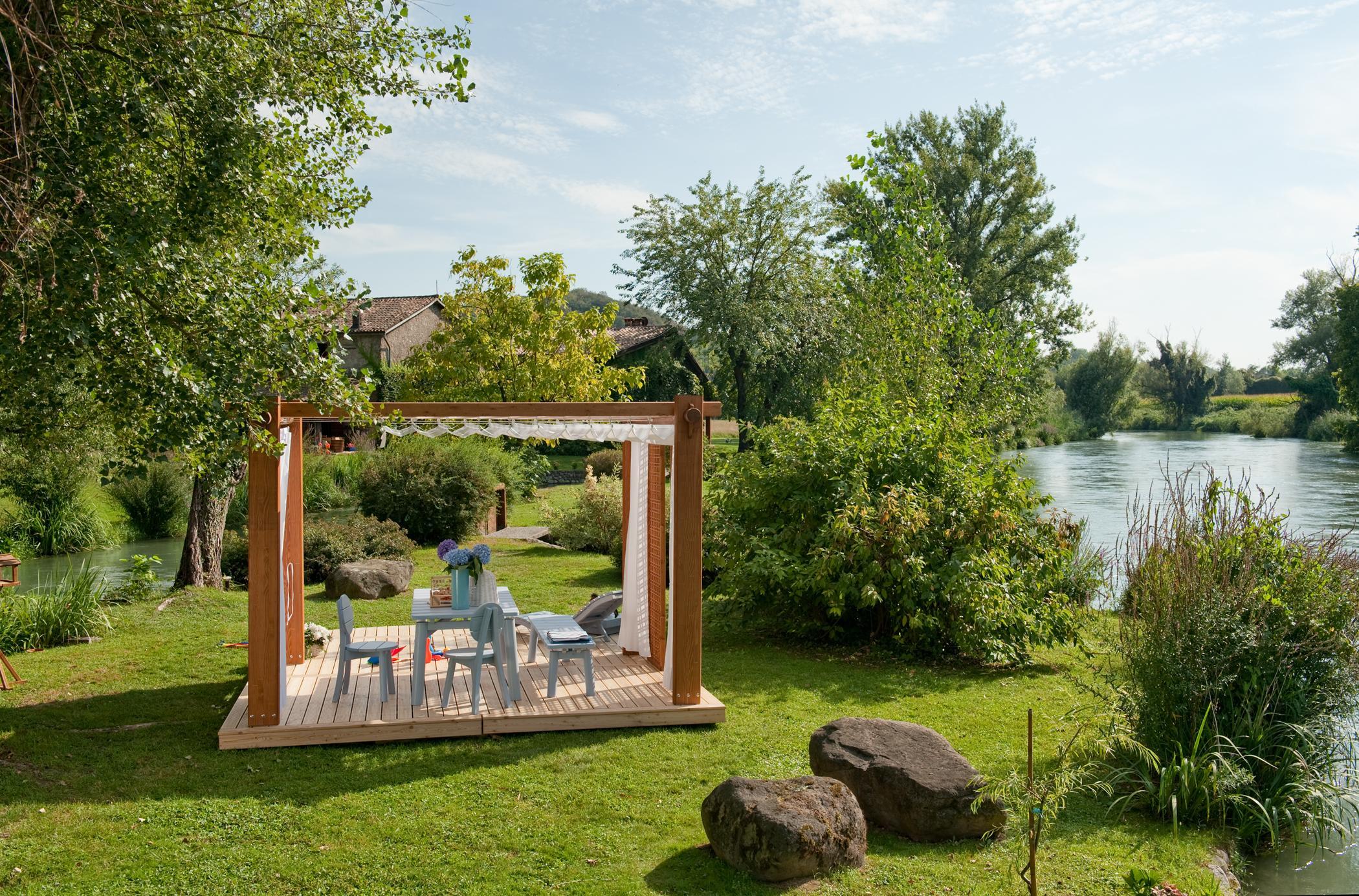 Garten Mit Sichtschutz • Bilder & Ideen • Couchstyle