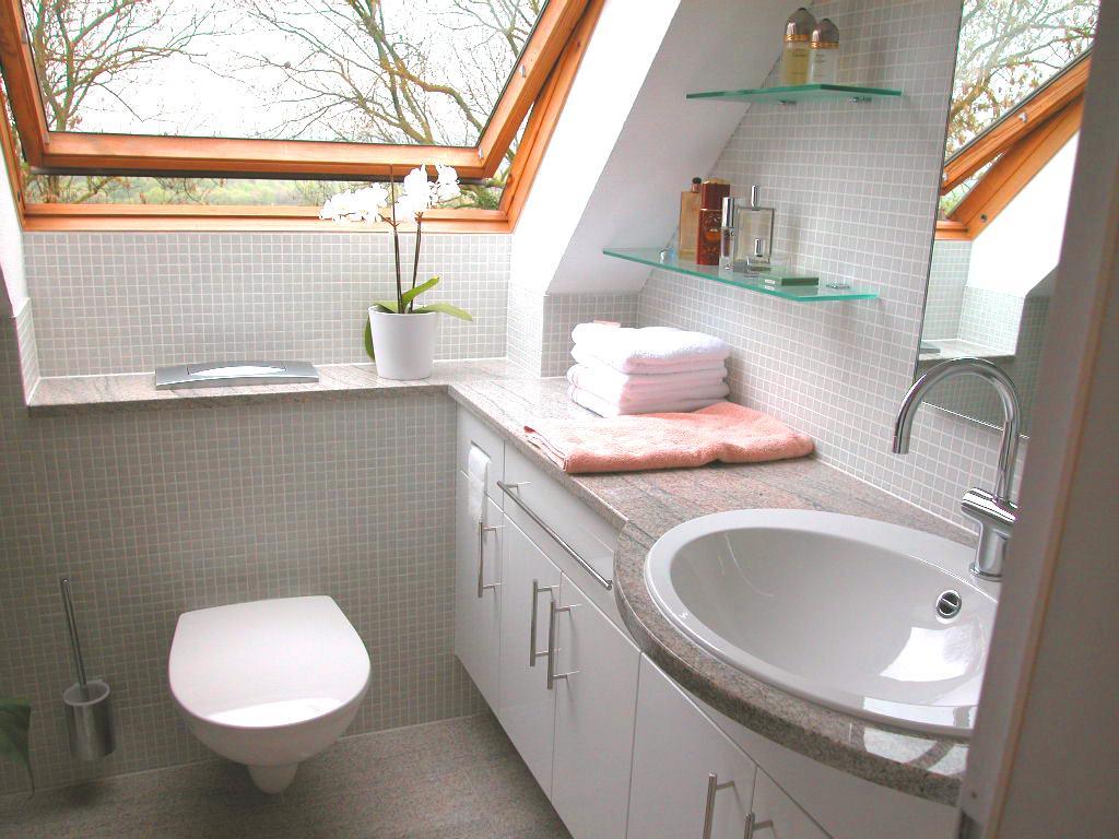Umbau einer Maisonette Wohnung #badezimmer #dachgesc...